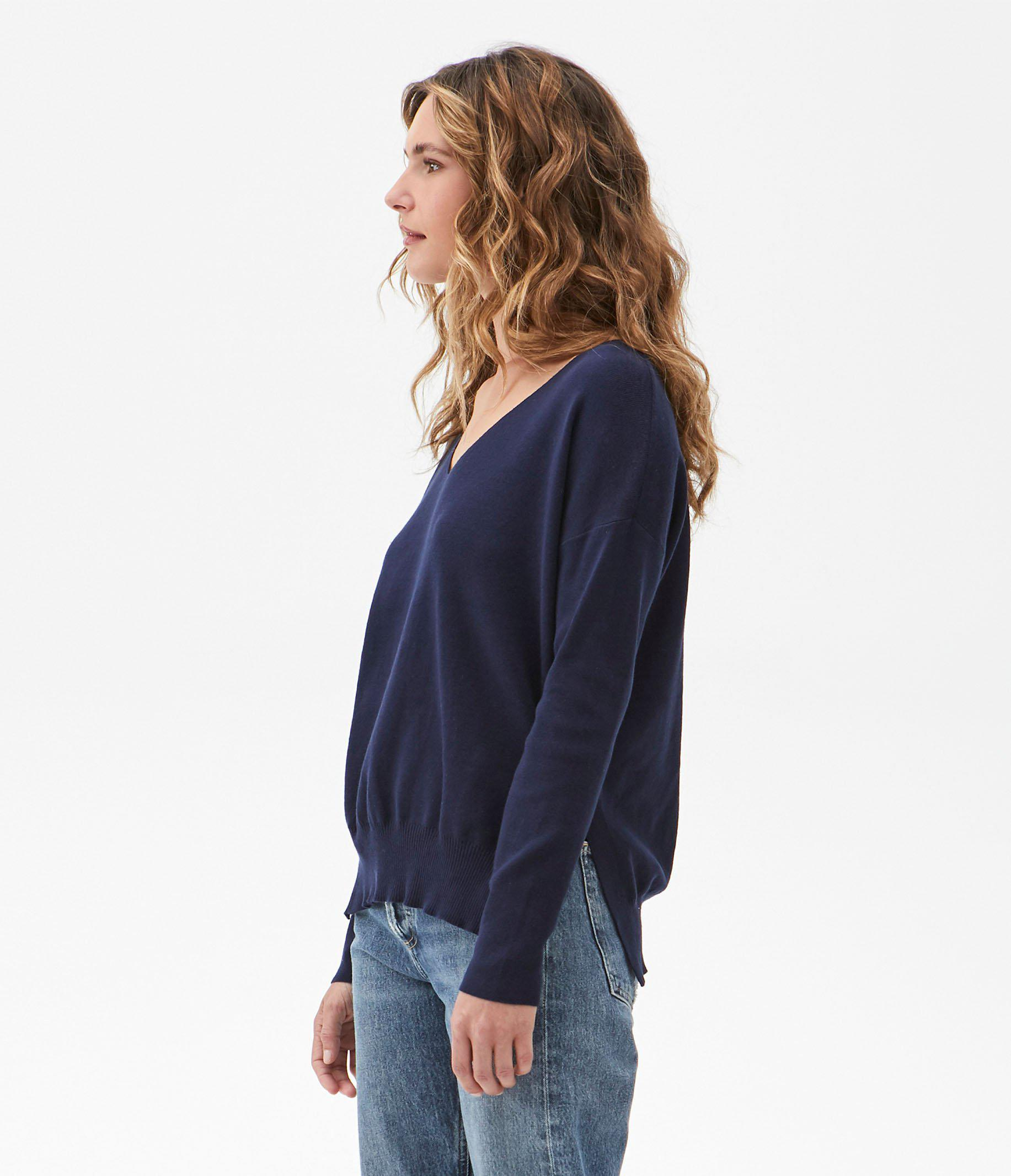 Ivory Pullover Sweater 1