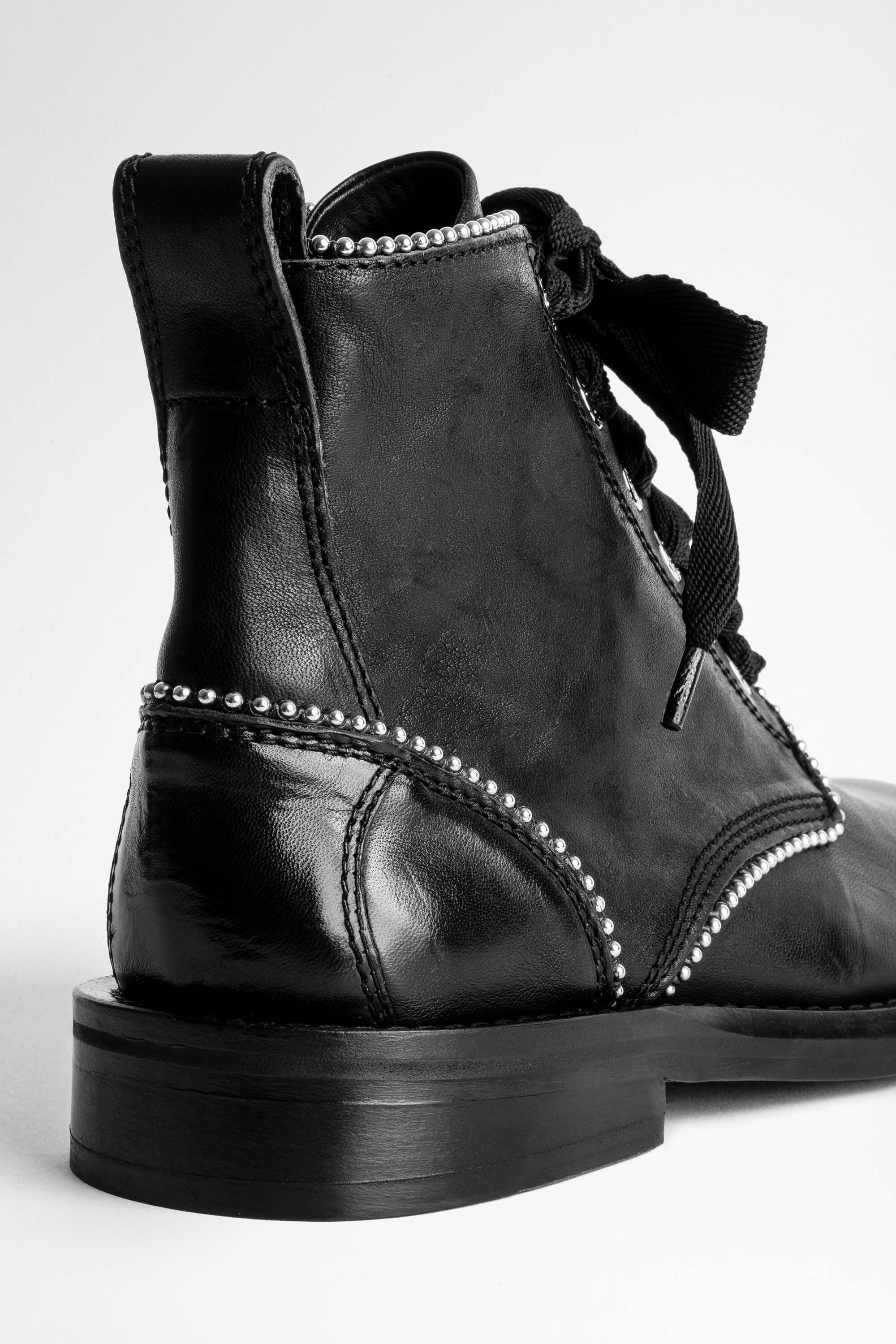 Laureen Roma Studs Ankle Boots 4