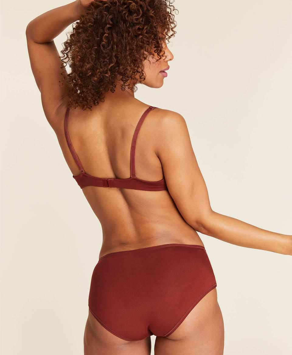 The Plunge Bralette—Rayon 1