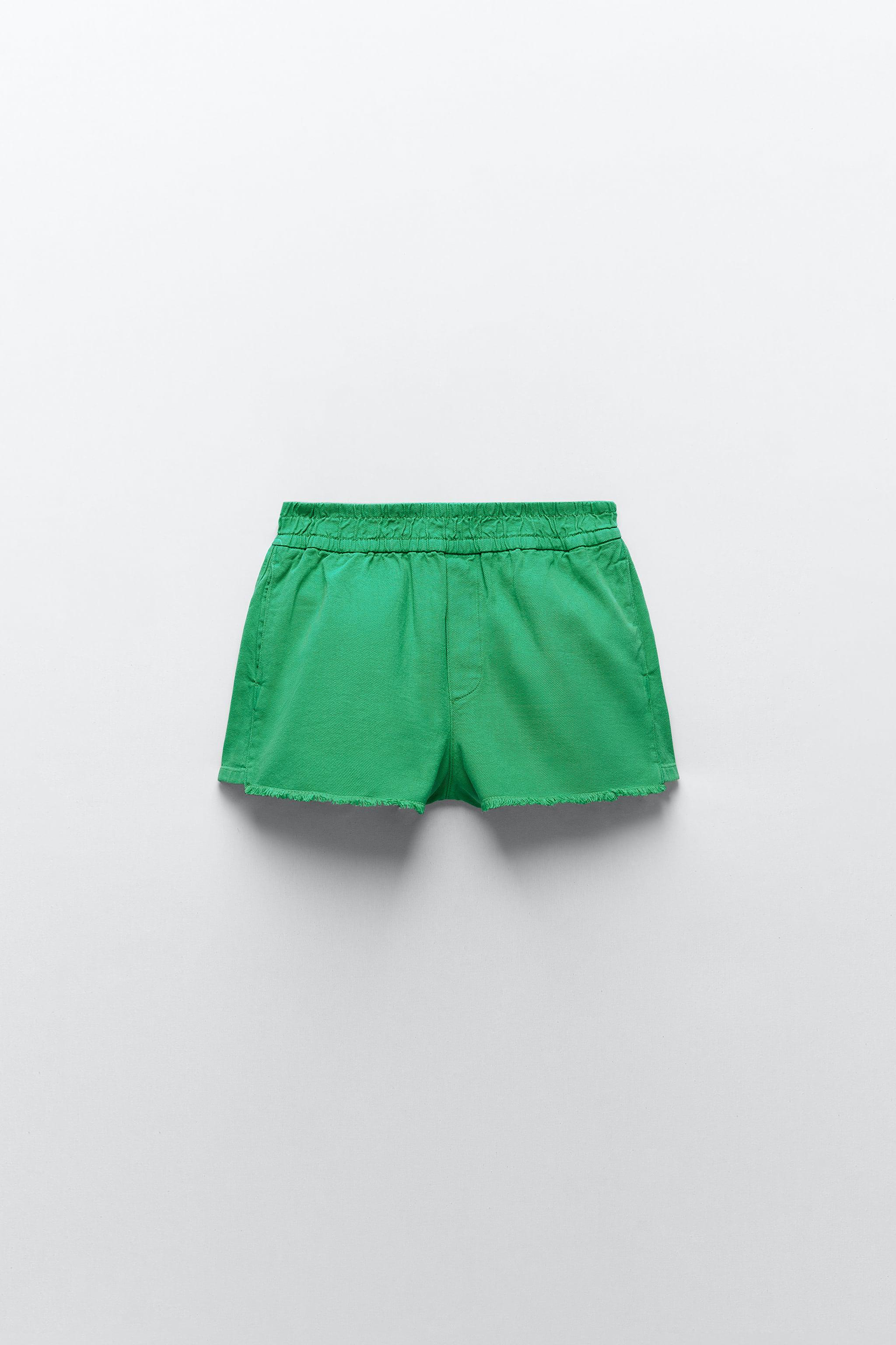 SOLID COLOR SHORTS 4