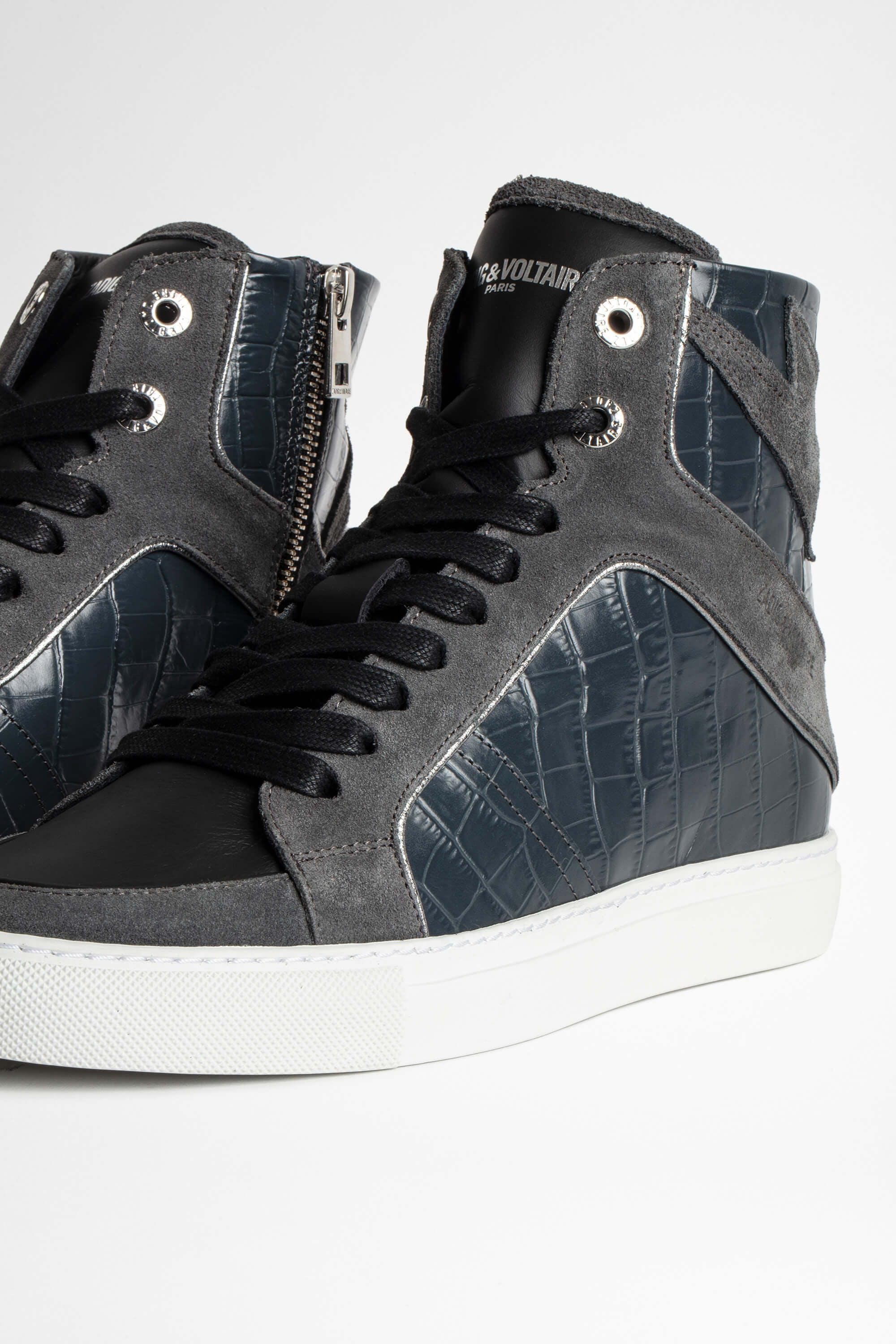 ZV1747 High Flash Sneakers 4