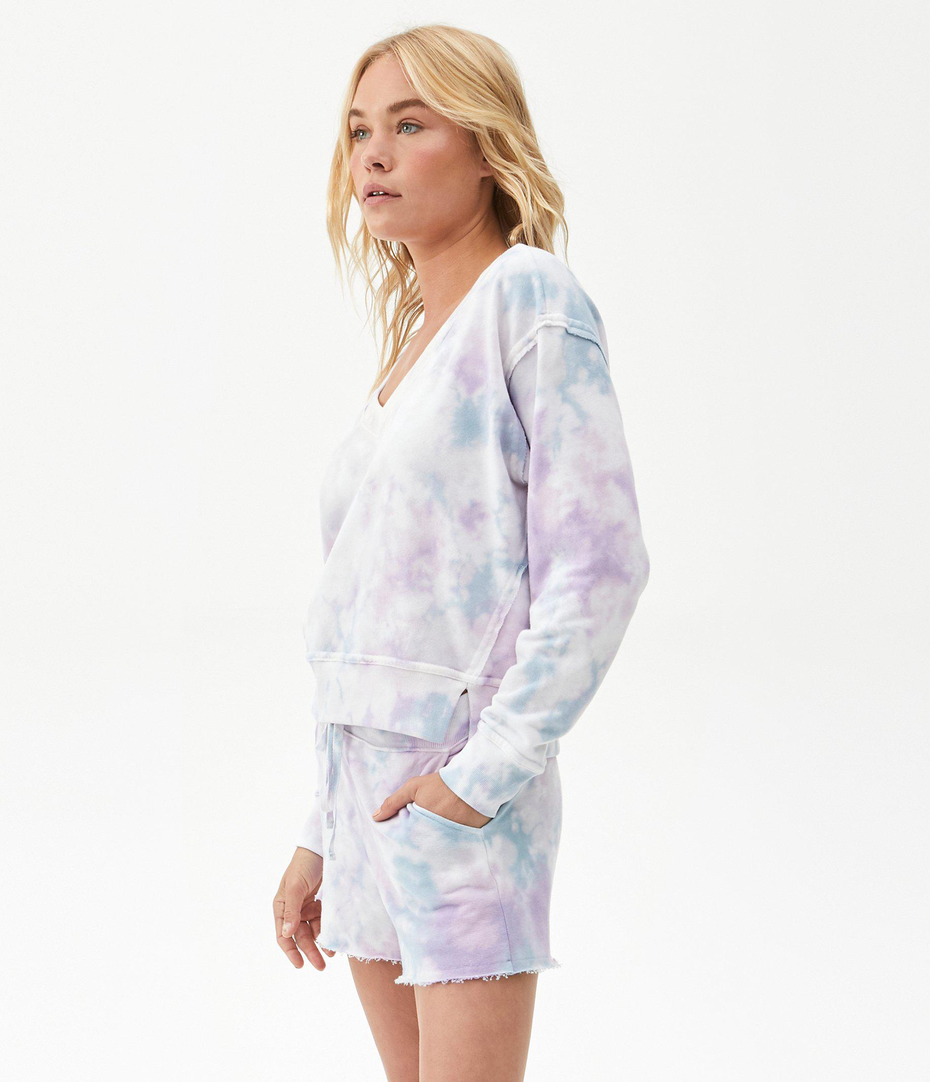 Camila Tie Dyed Pullover 1