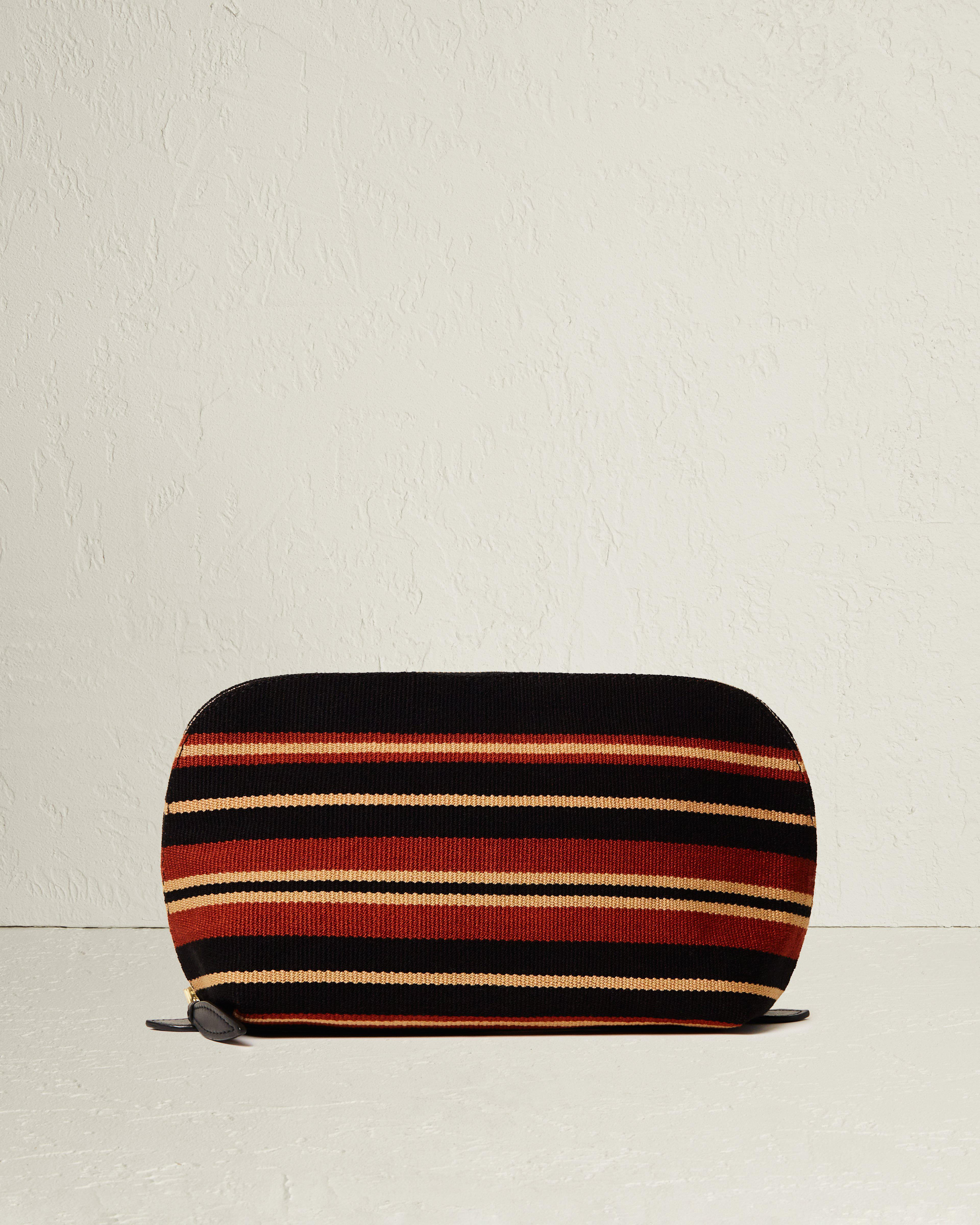 The Voyage Set Large in Cotton Stripe