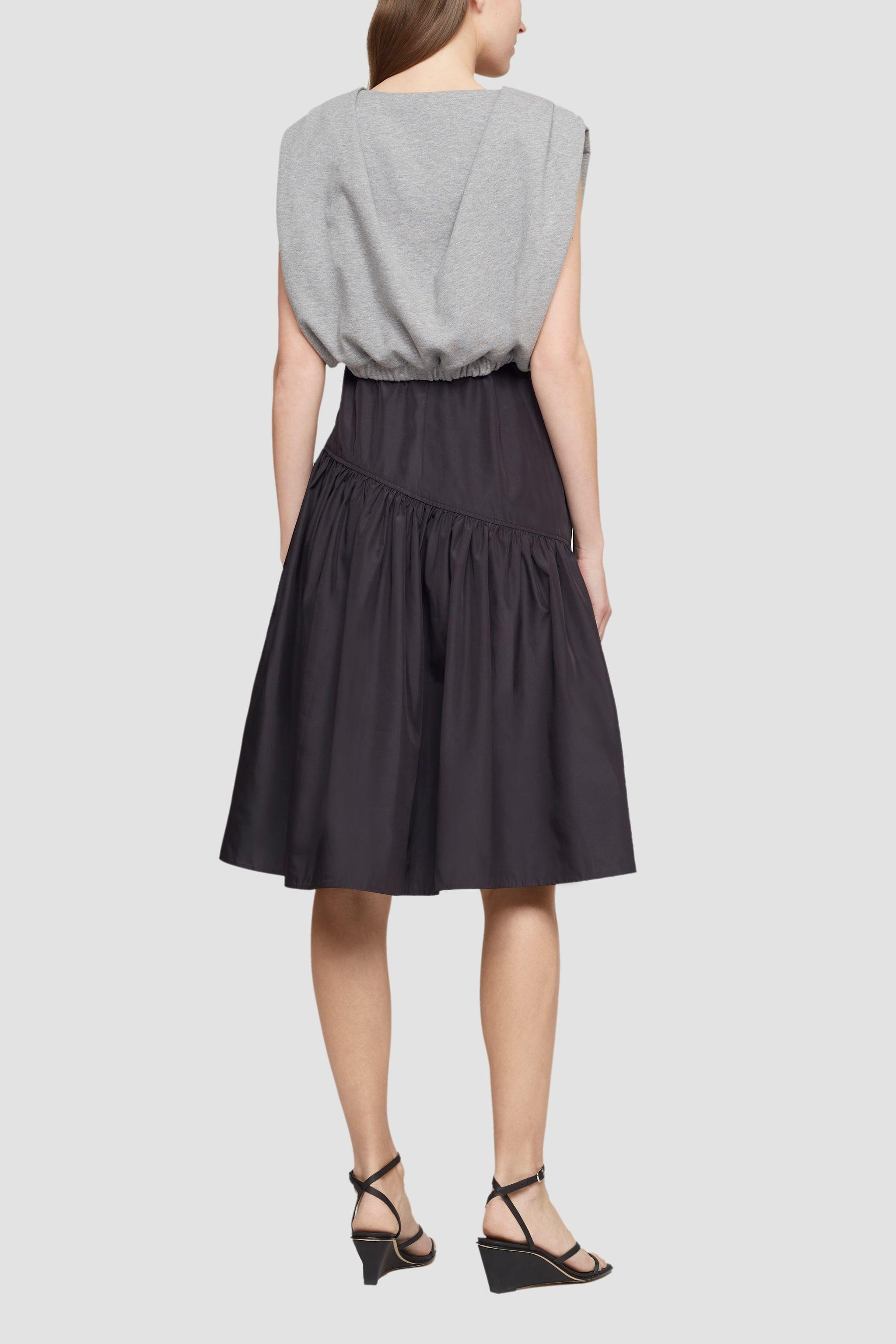French Terry Combo Dress  3