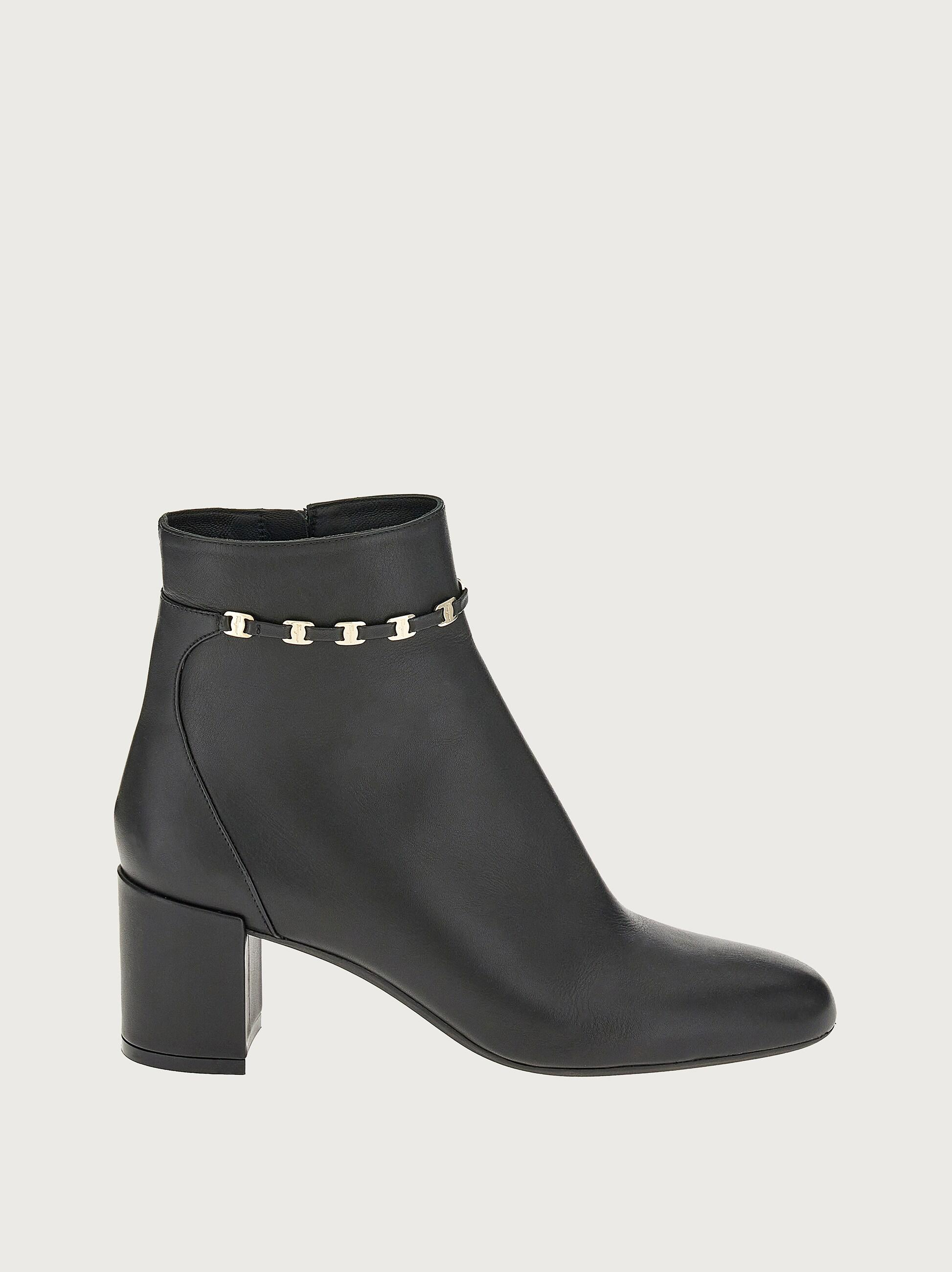 VARA CHAIN ANKLE BOOT