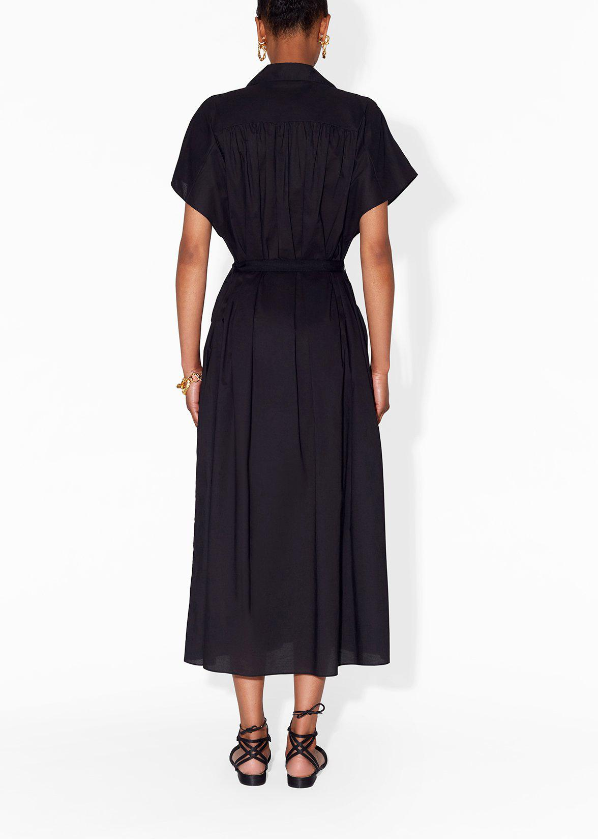 SHIRT DRESS IN COTTON VOILE 3