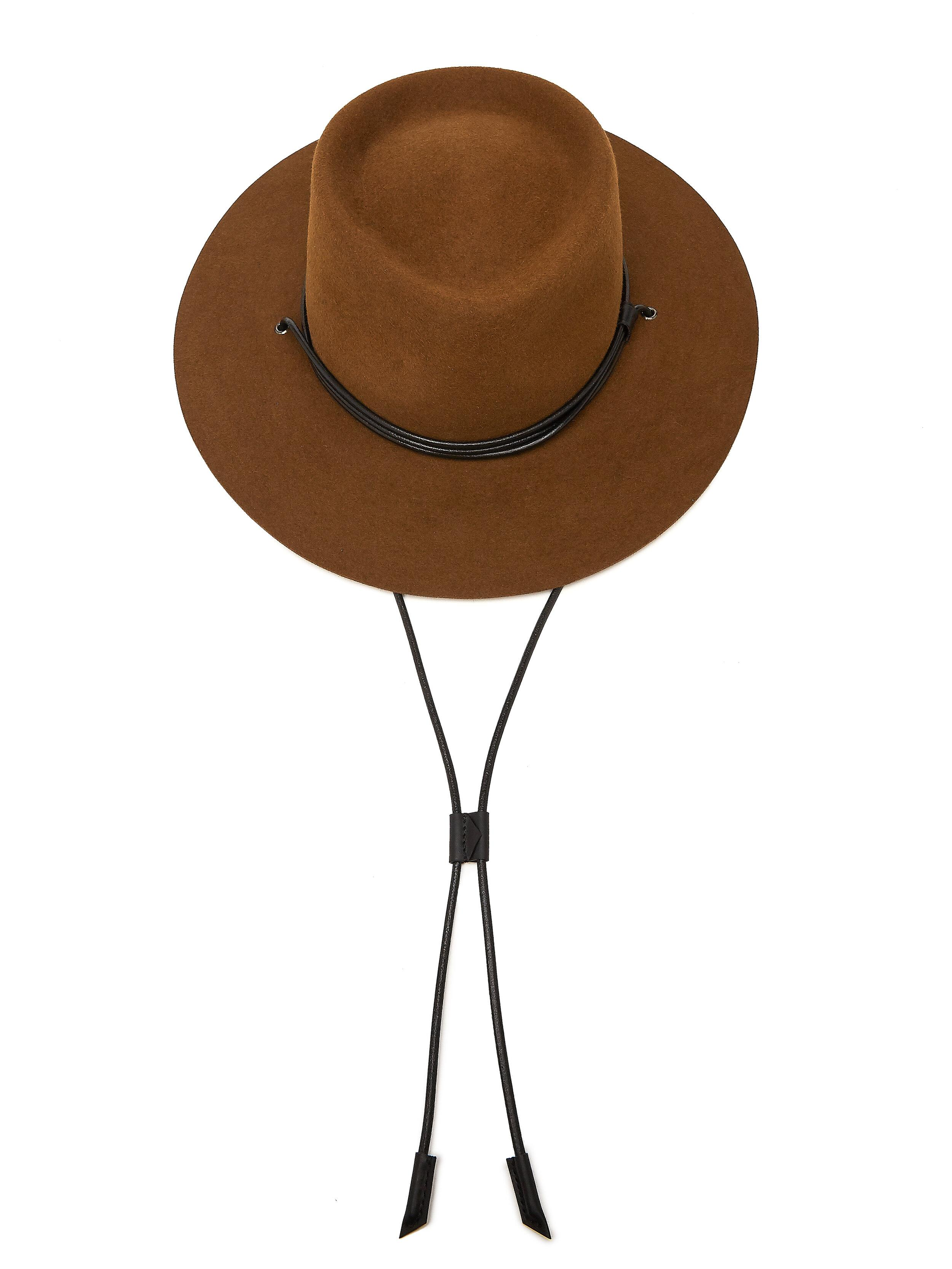 Doria1905 for ODP O'Keeffe Hat - Tobacco 1