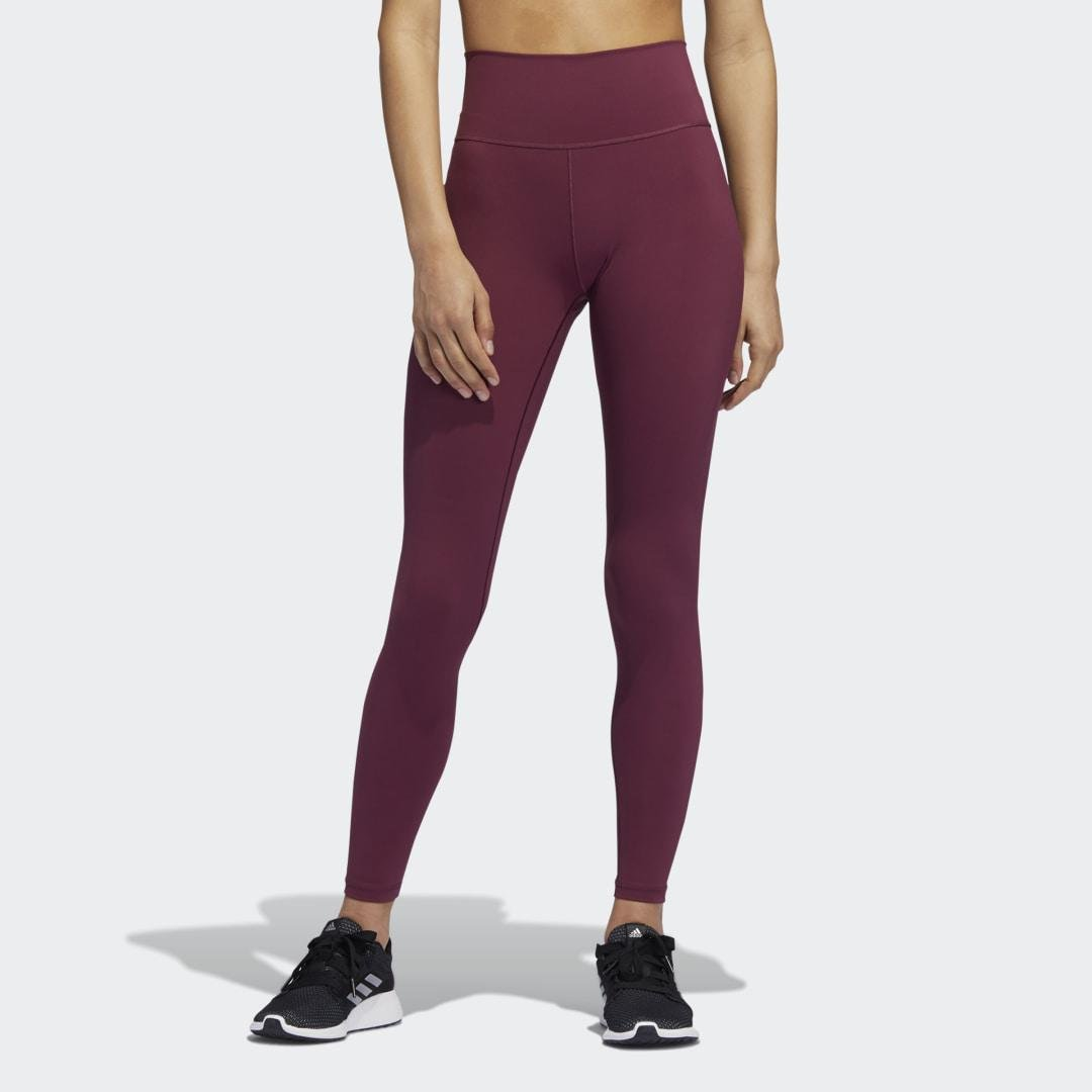 Believe This 2.0 Long Tights Victory Crimson