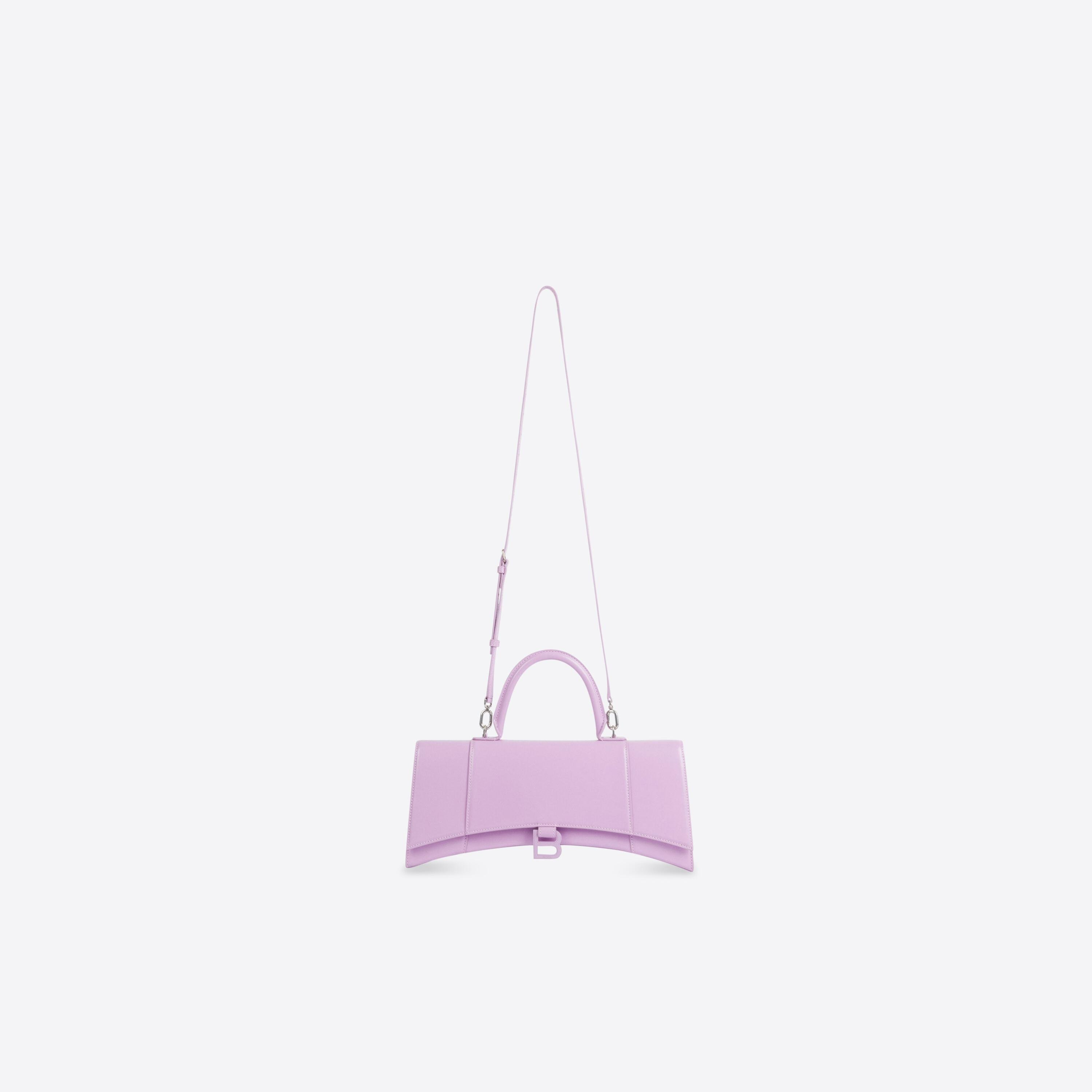 Hourglass Stretched Top Handle Bag 3