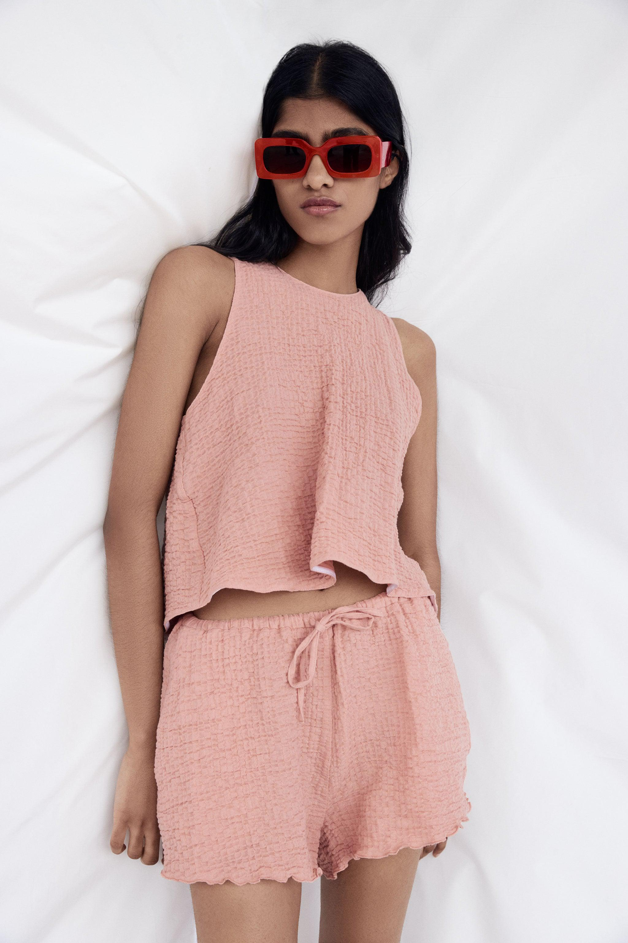 STRUCTURED SHORTS 1