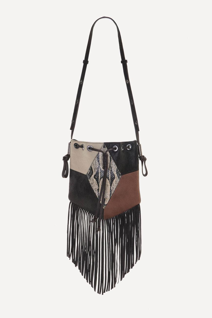 sparrow.SMALL POUCH BAG