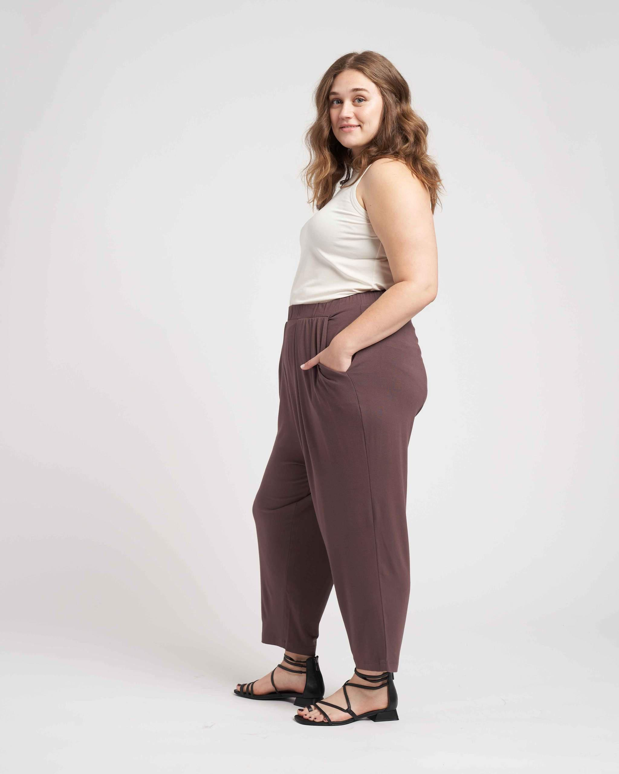 Lucy Relaxed Jersey Pants 2