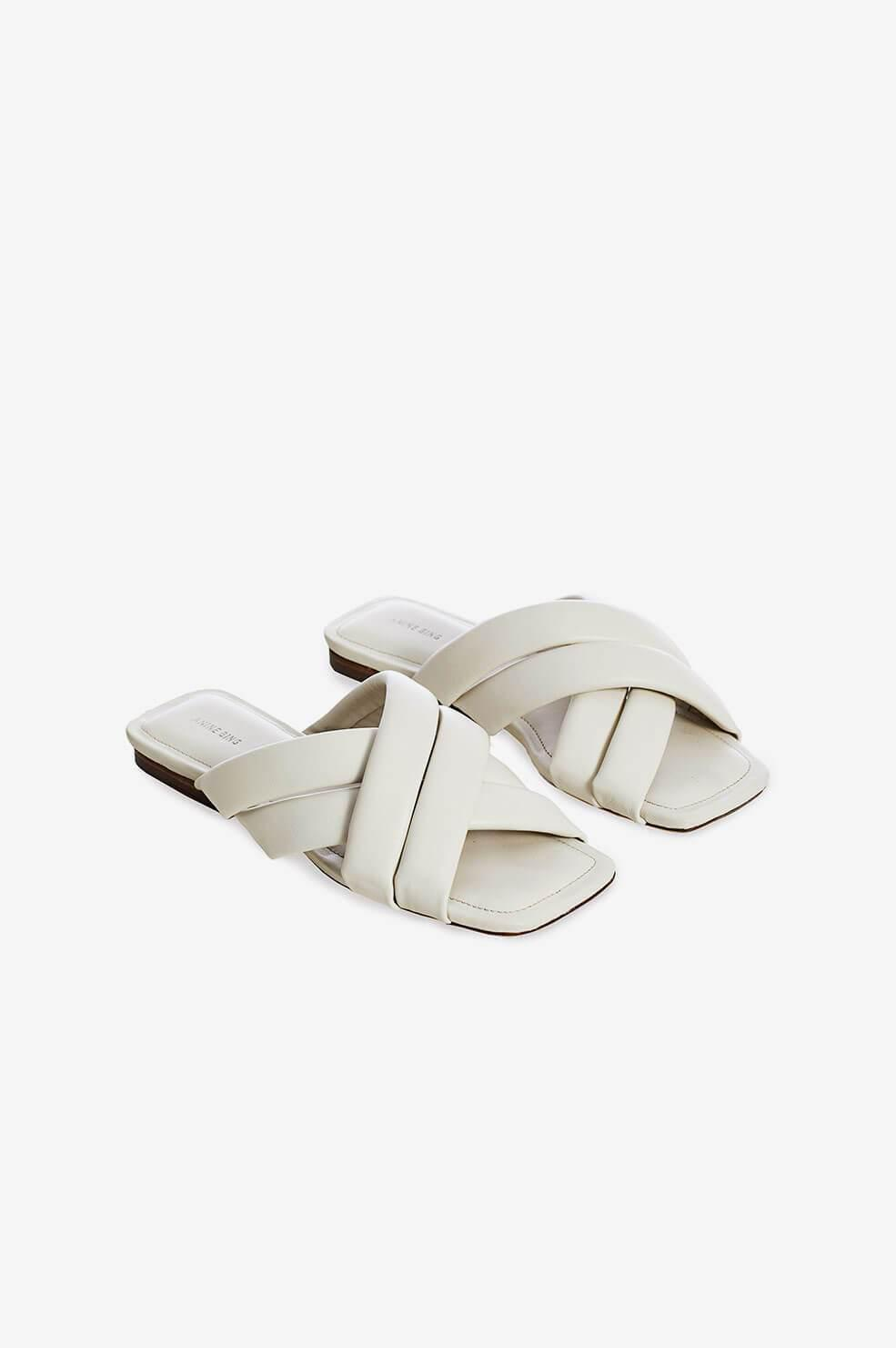 Eve Sandals - Ivory 2
