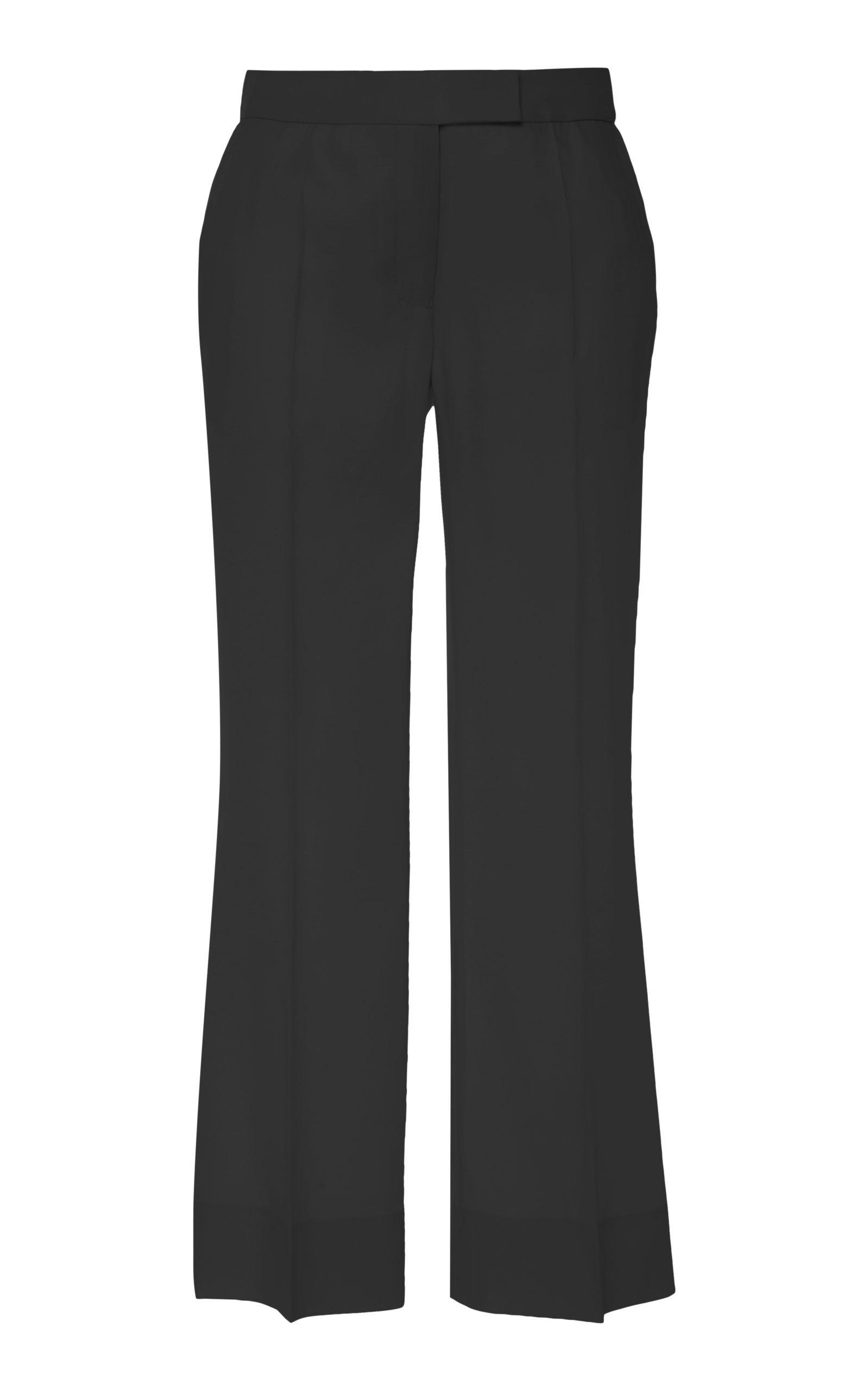 Cropped Trousers 1