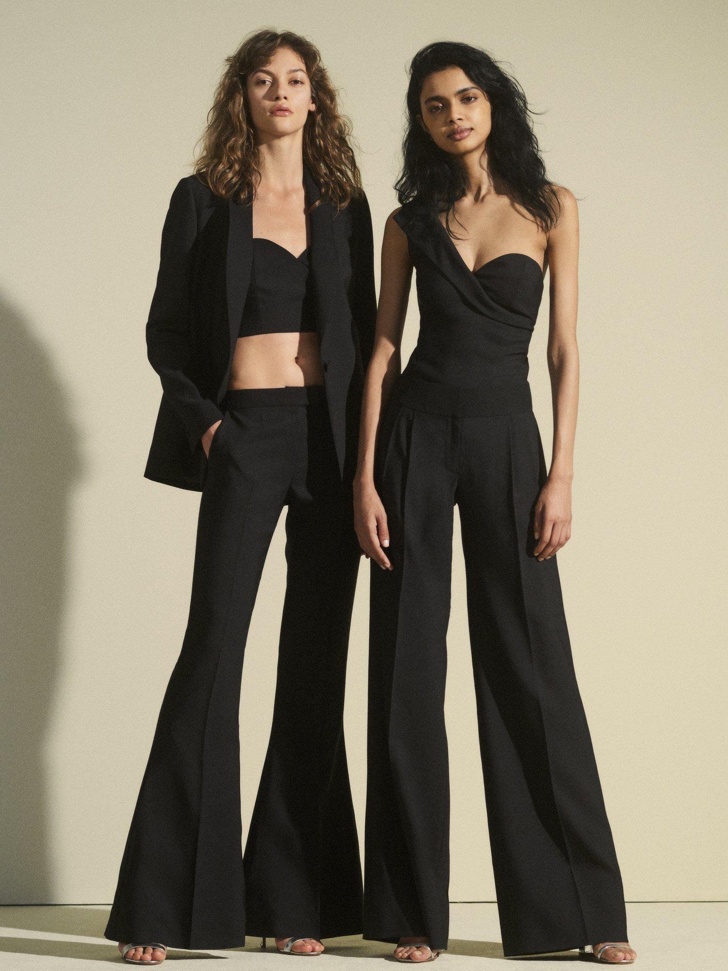 Pleat Front Relaxed Trouser 1