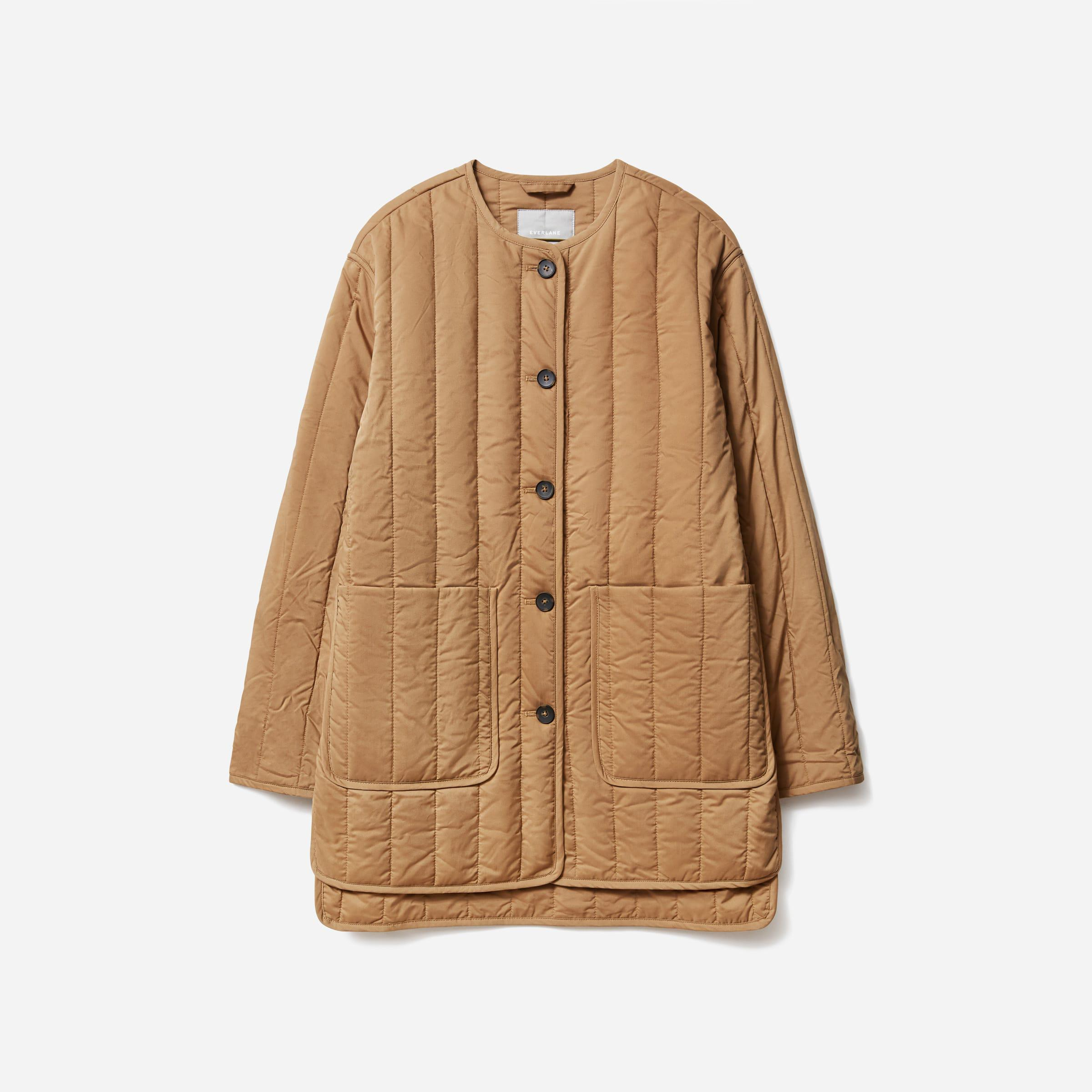 The Cotton Quilted Jacket  5