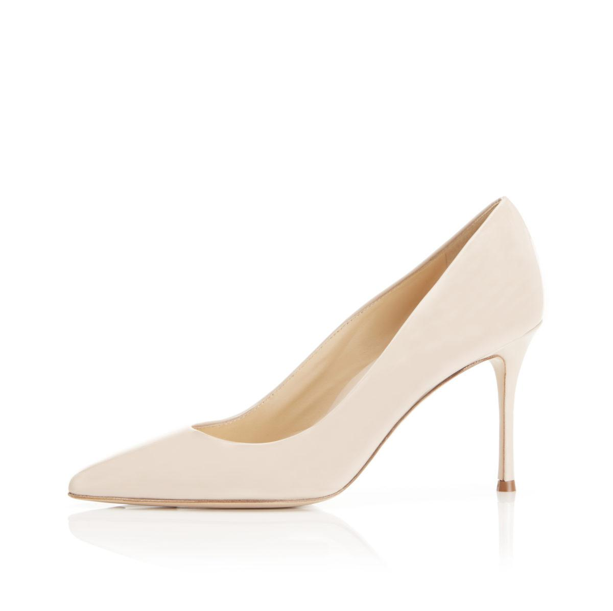 Must Have 85   Classic Nappa Leather High Heel Pump 1