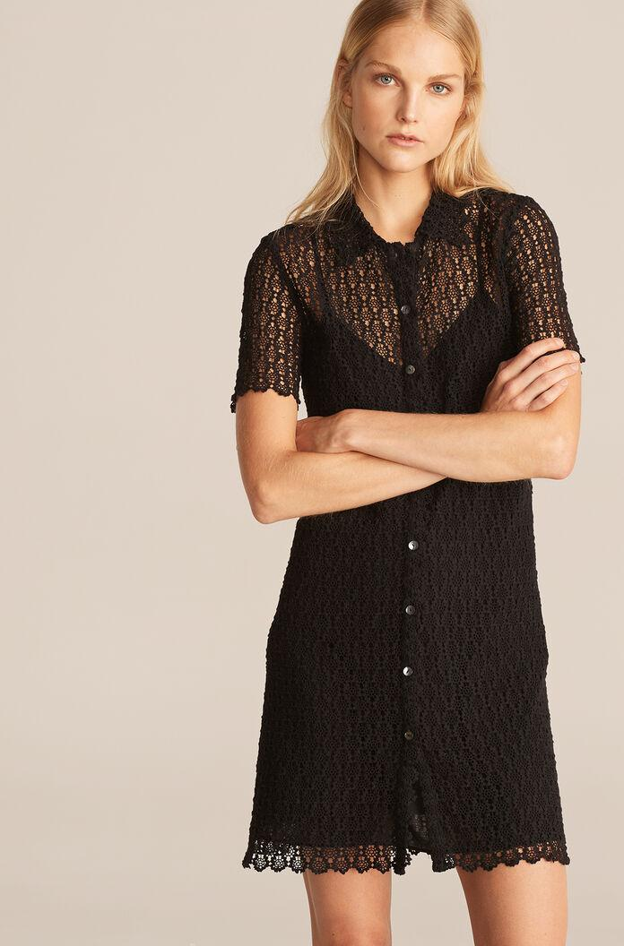 PINA EMBROIDERED DRESS
