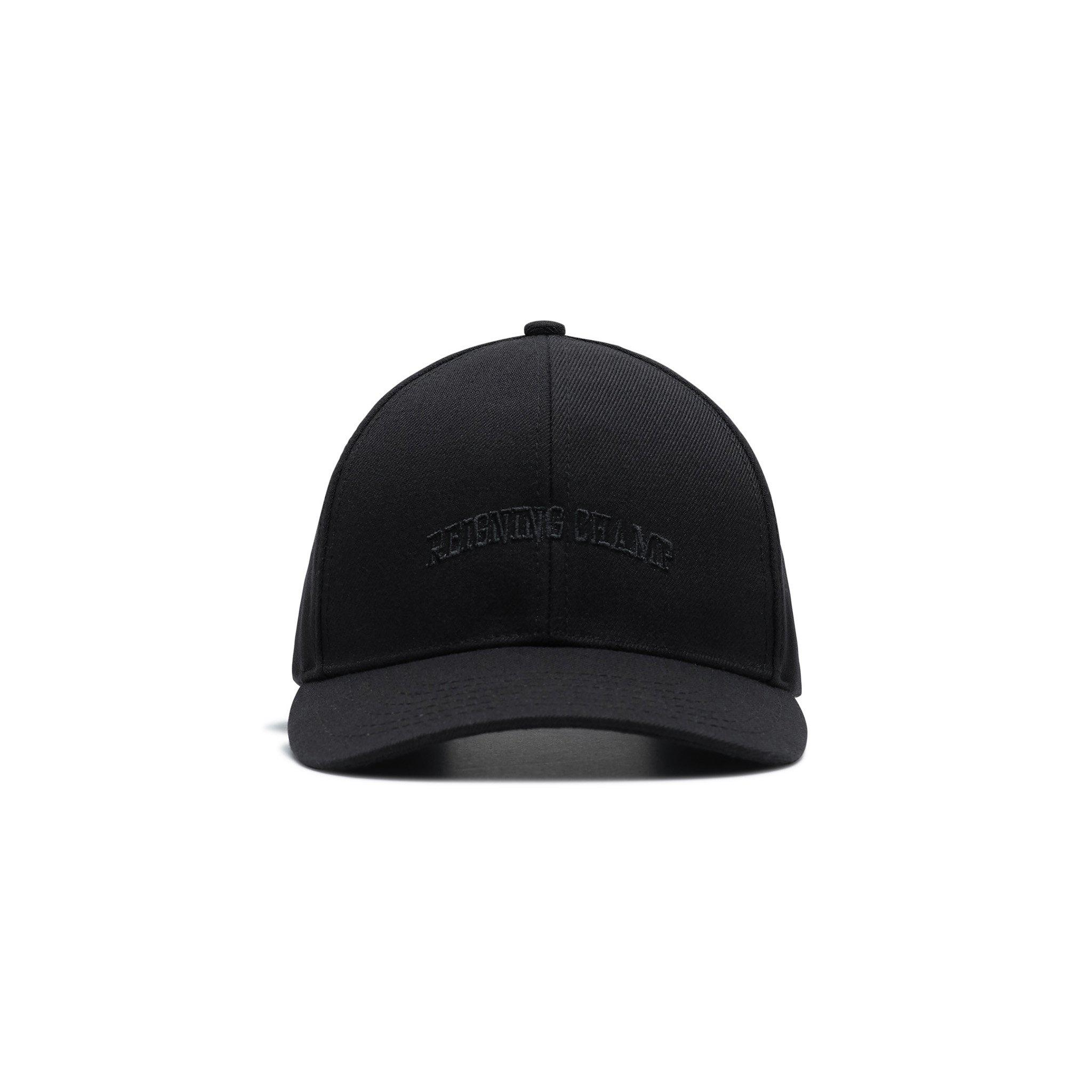 Embroidered 6-Panel Hat