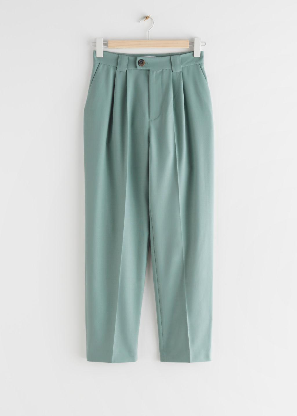 Press Crease Trousers