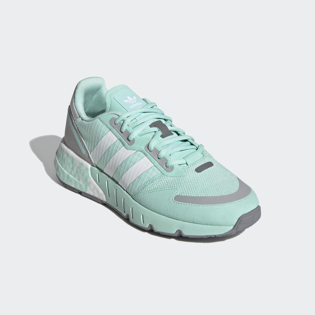 ZX 1K Boost Shoes Clear Mint