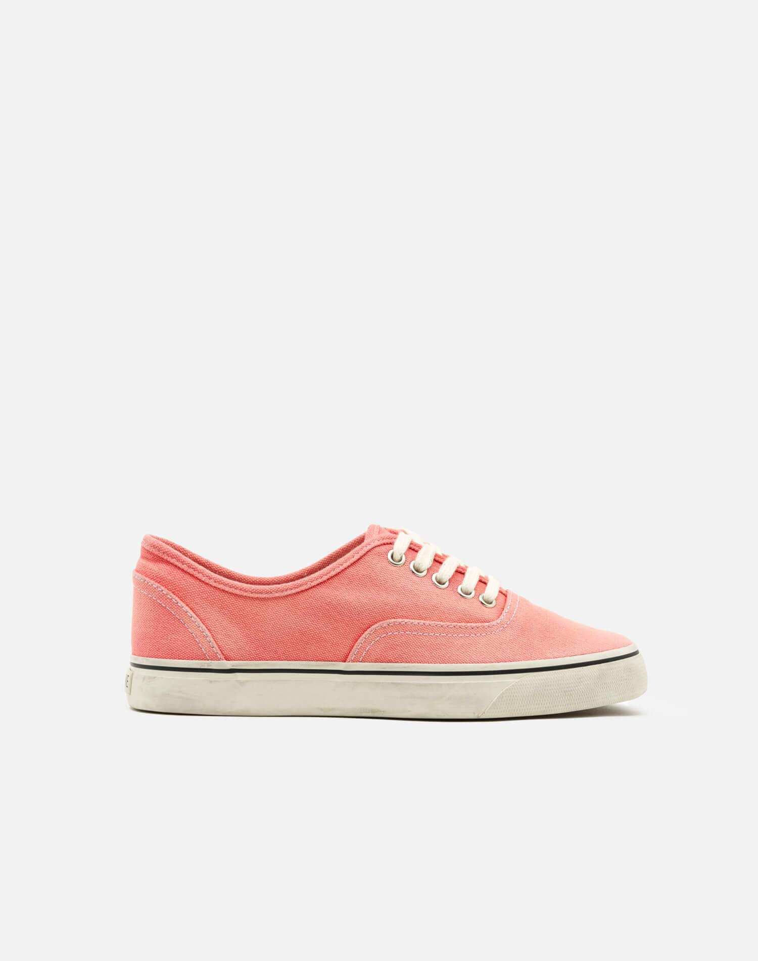 70s Low Top Skate - Faded Coral