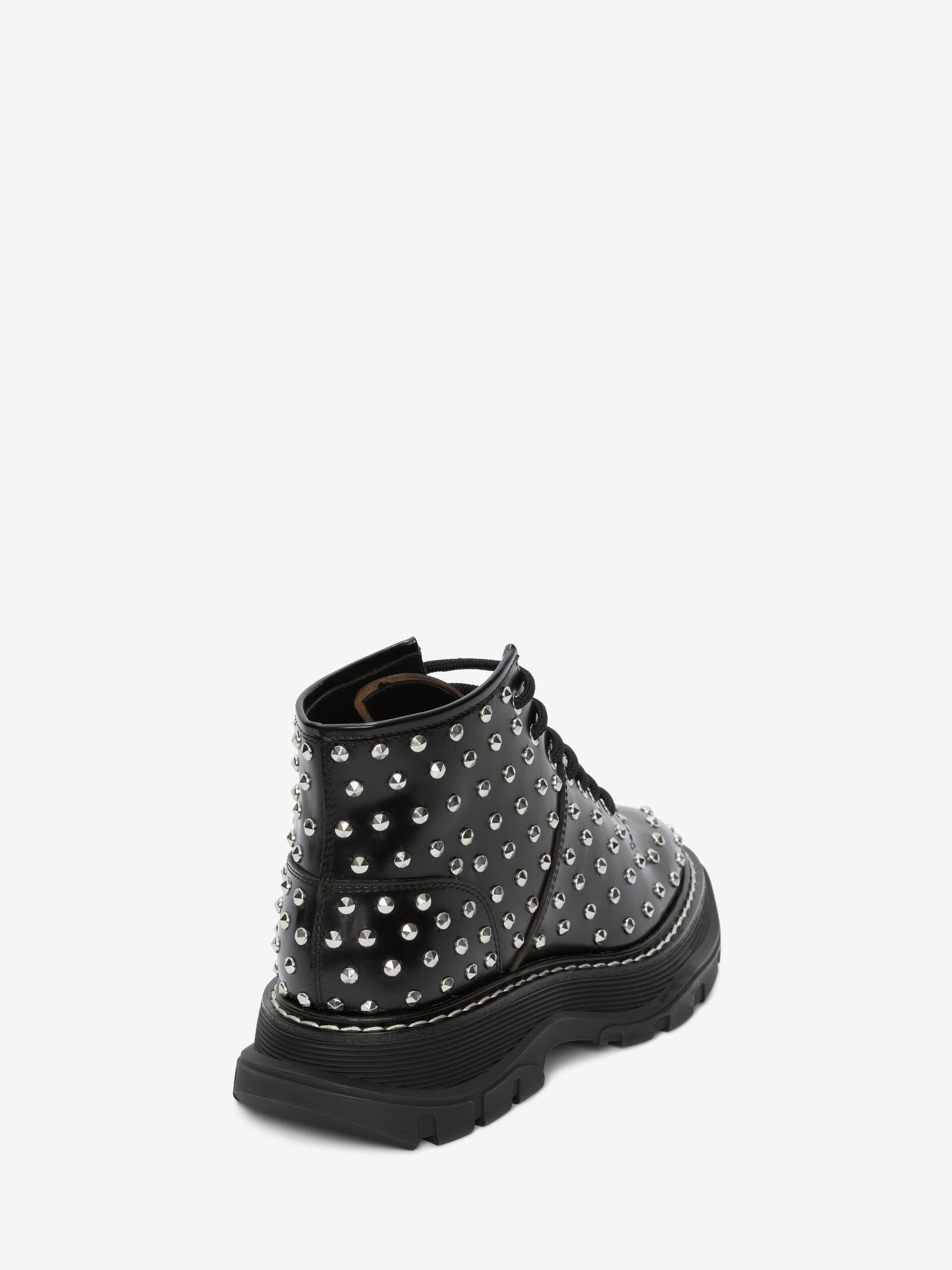 Tread Lace Up Boot 2