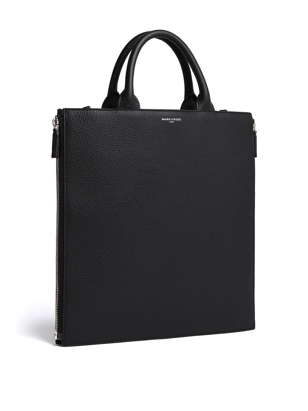 Sidney Leather Tote Bag 8