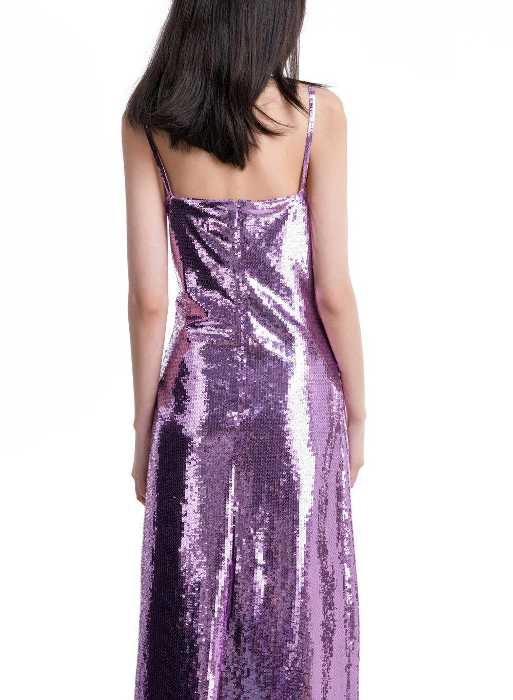 AURORA GOWN LILAC TULLE 8