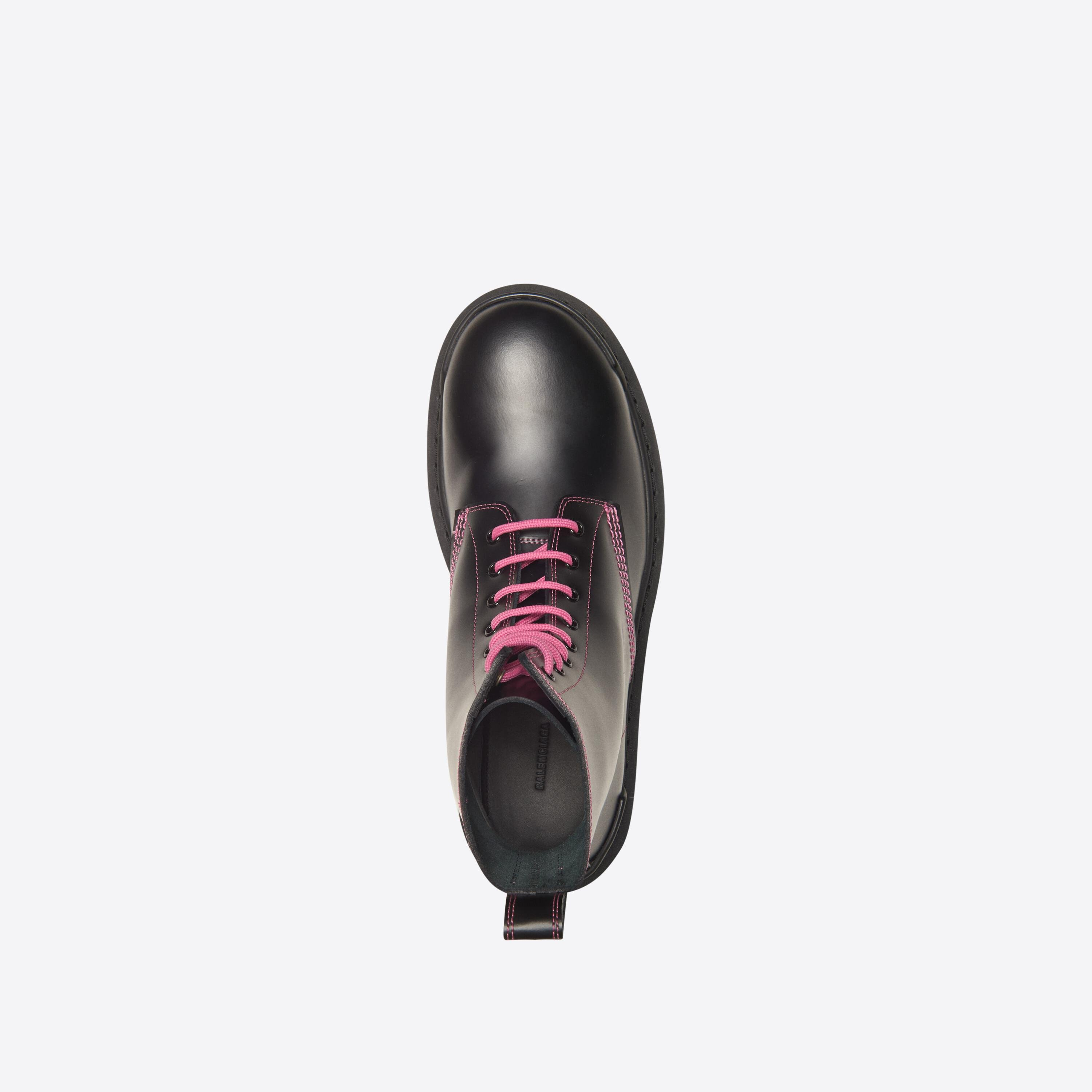 Strike 20mm Lace-up Boot 3