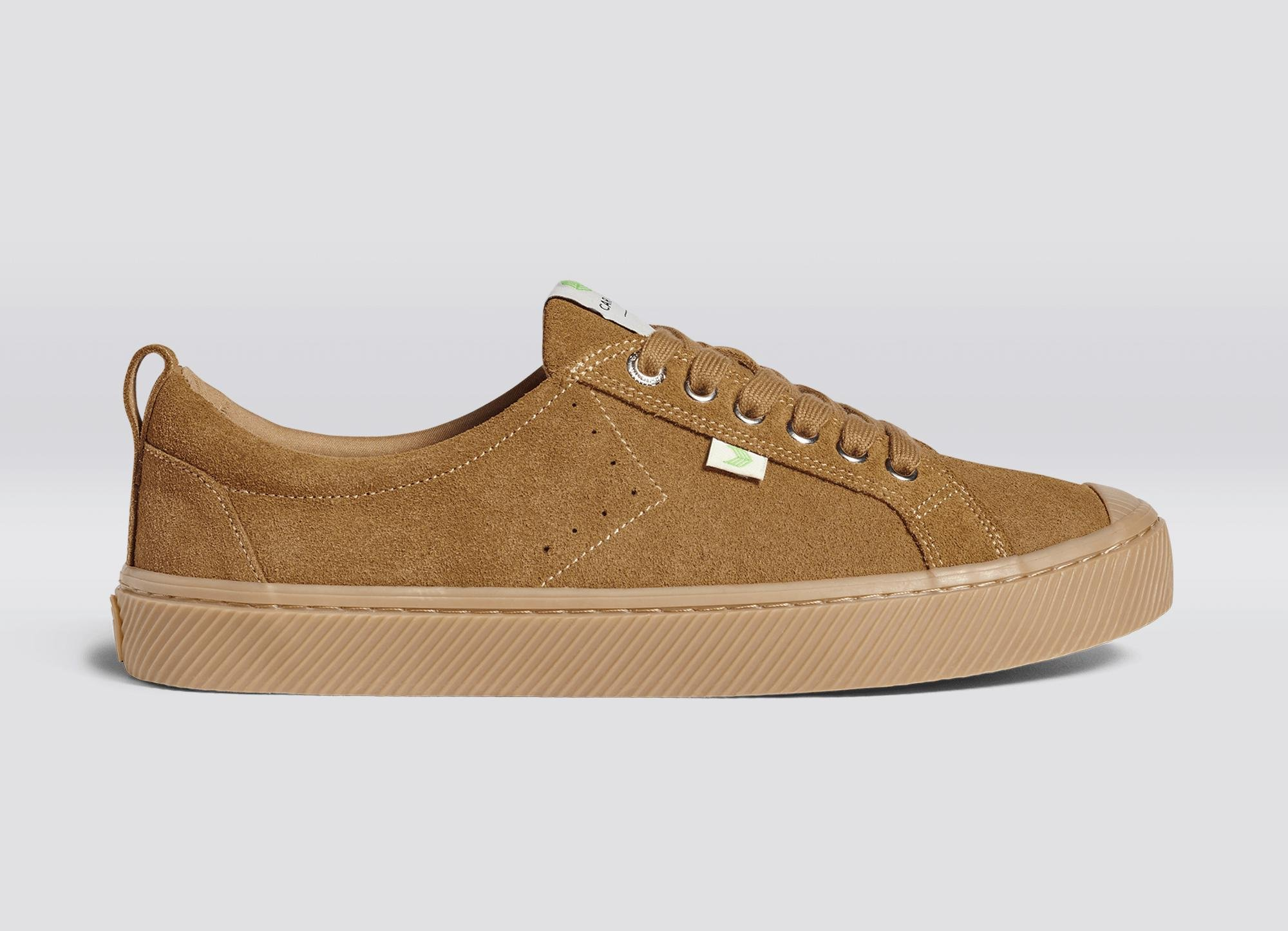 All Camel Suede