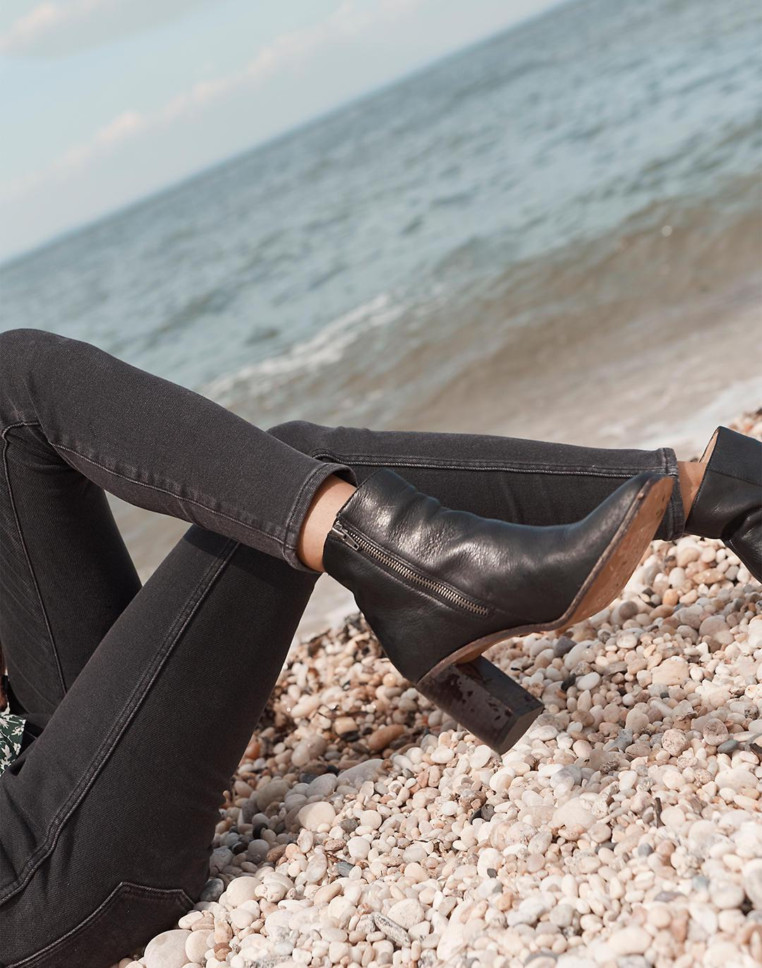 The Greer Boot in Leather 4