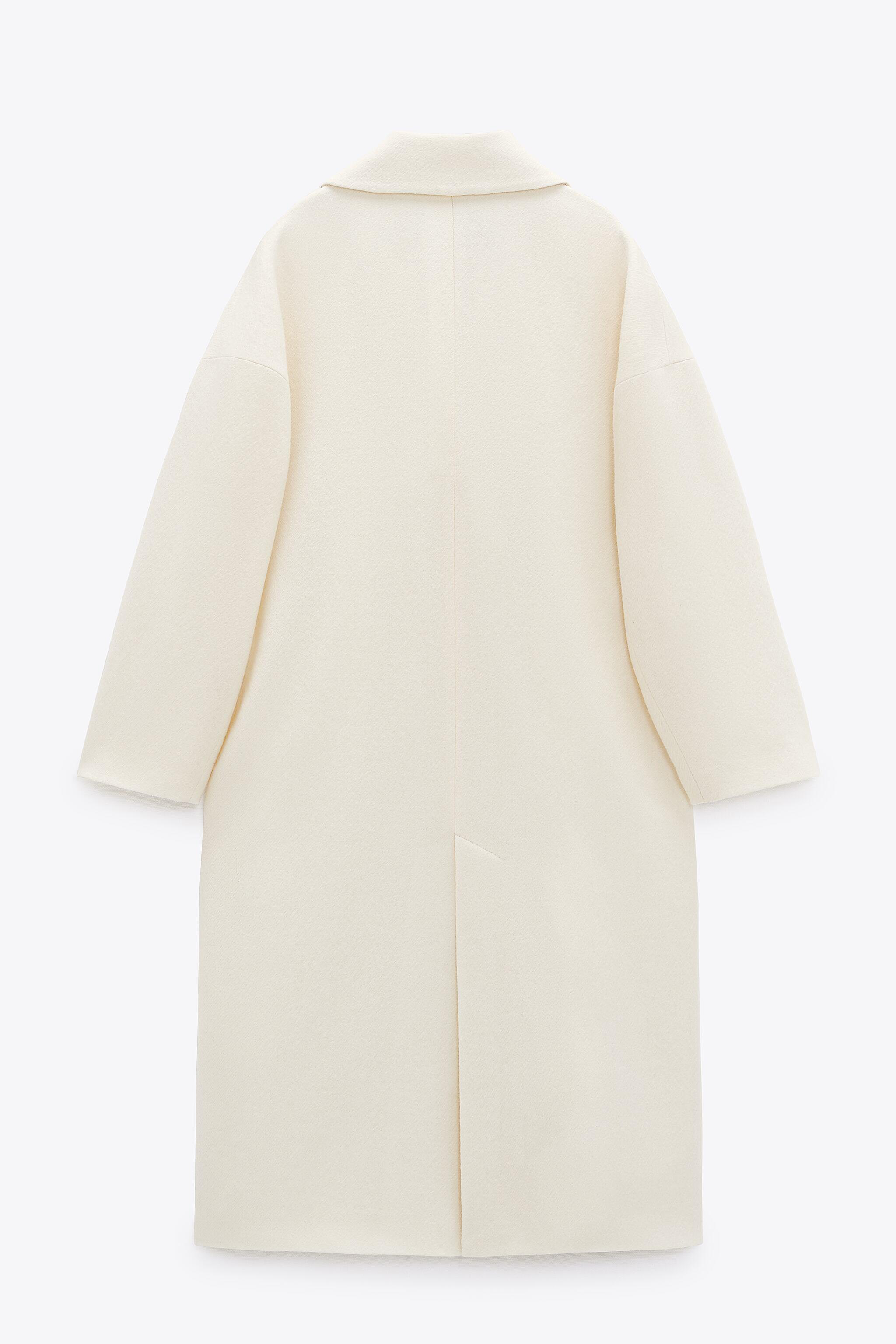 OVERSIZED WOOL COAT LIMITED EDITION 10