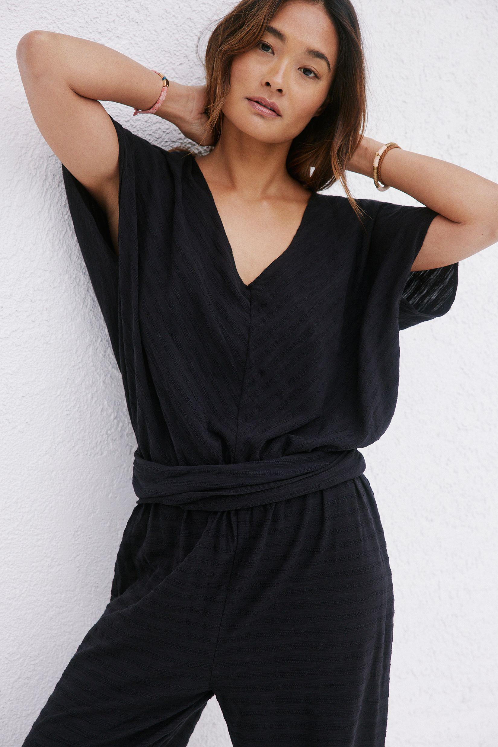 Dancing Fever Cover-Up Jumpsuit
