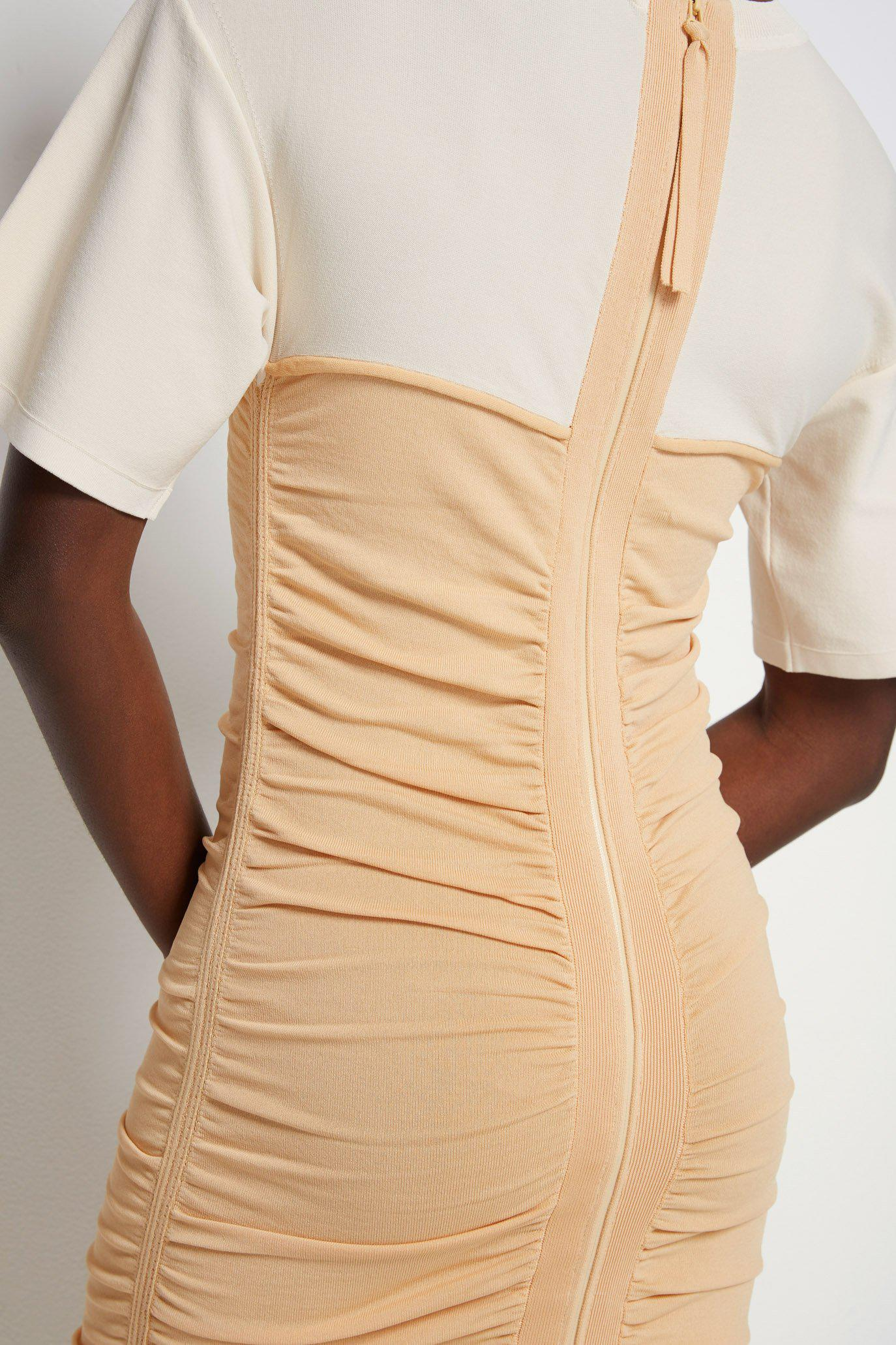 Charleigh Ruched Dress 2