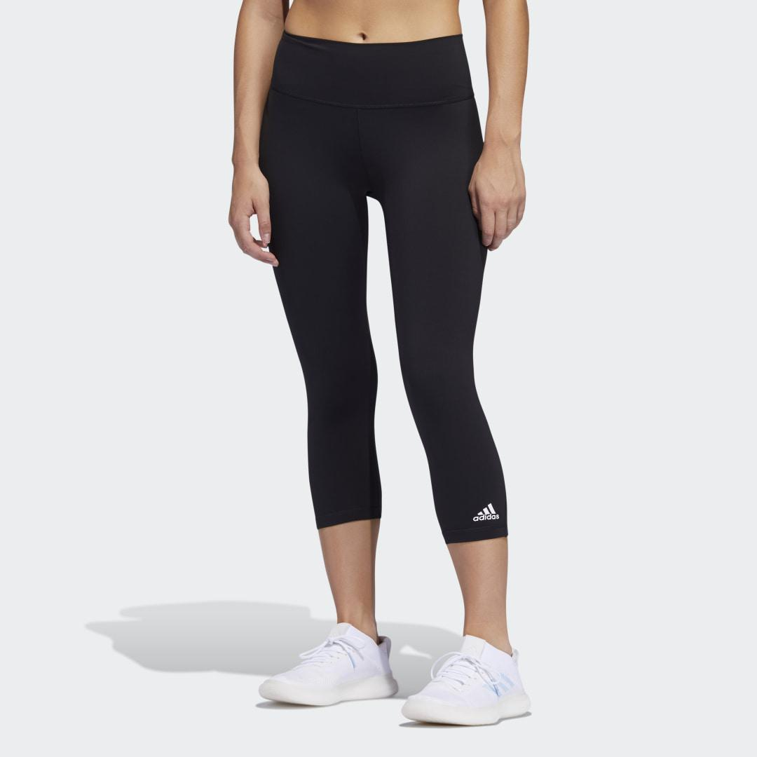 Believe This 2.0 3/4 Tights Black