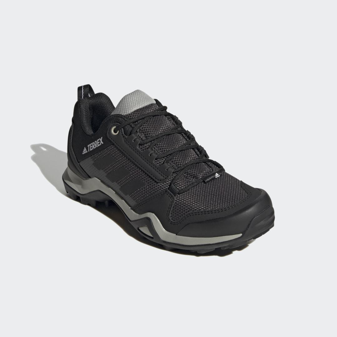 Terrex AX3 Hiking Shoes Dgh Solid Grey