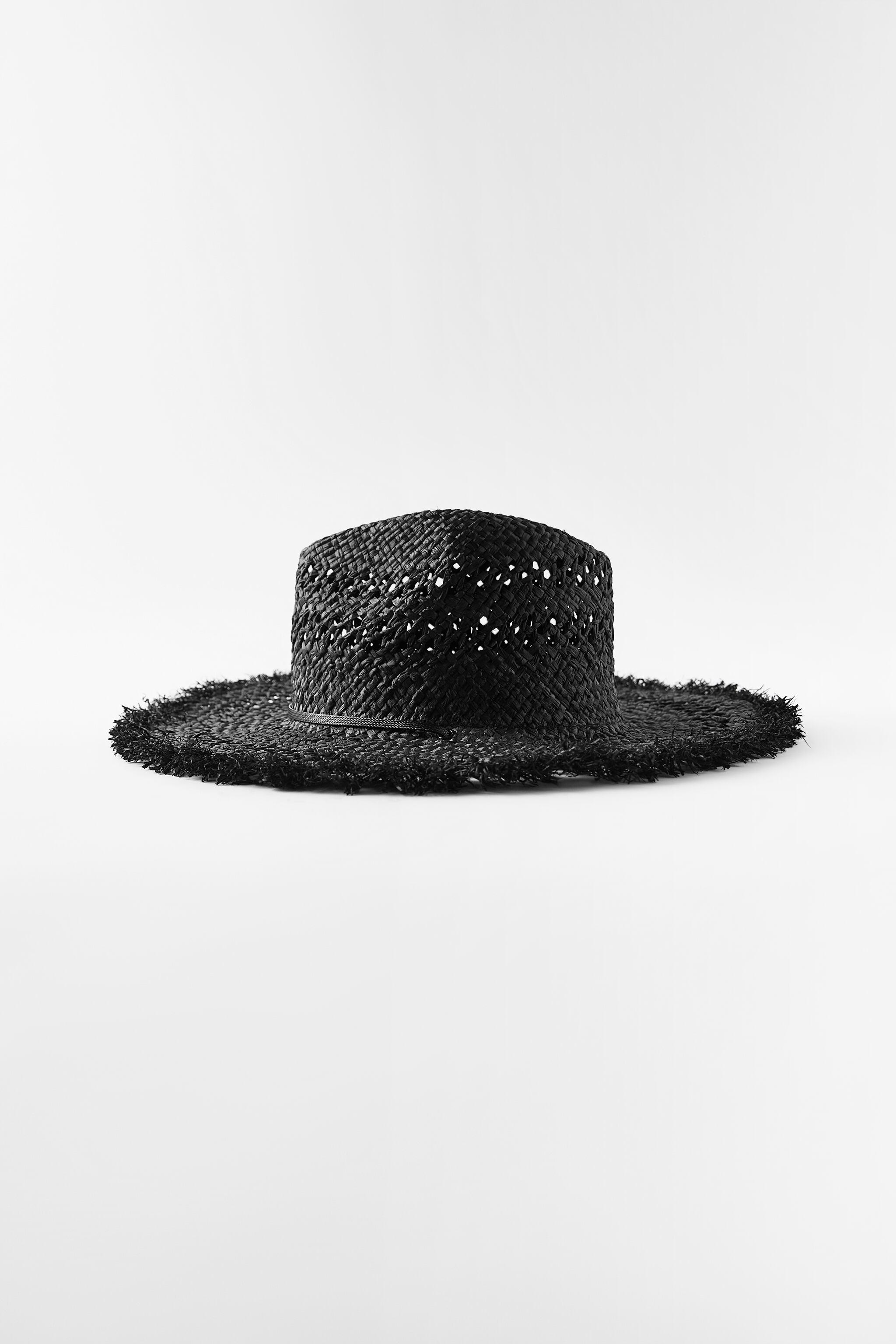 WOVEN HAT 3