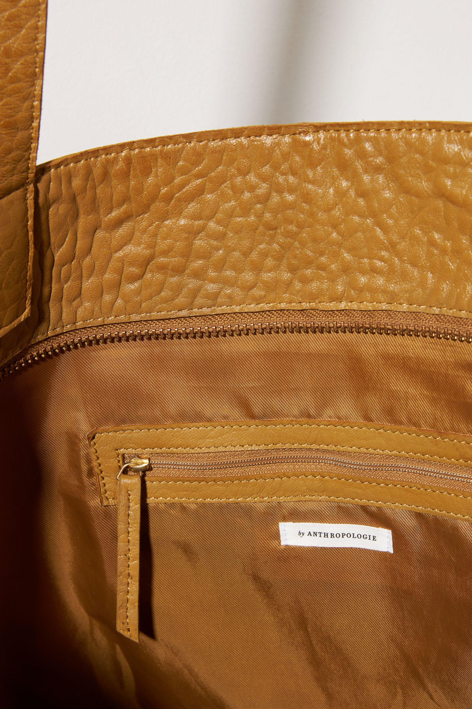Everyday Leather Tote Bag 2