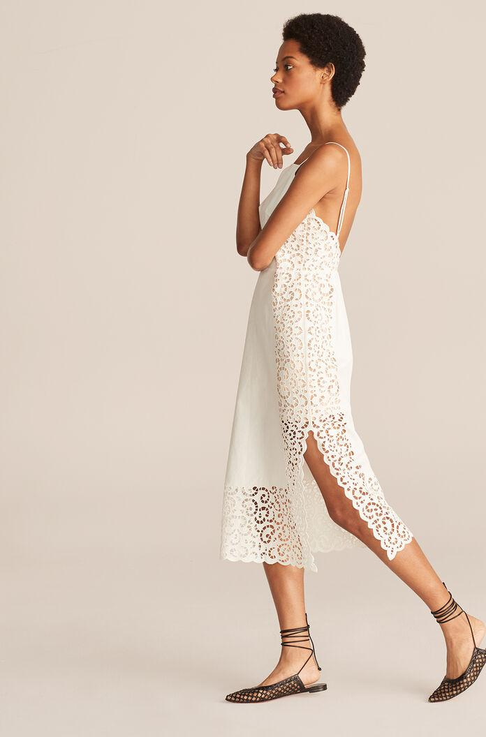 AGNES EMBROIDERY DRESS 2