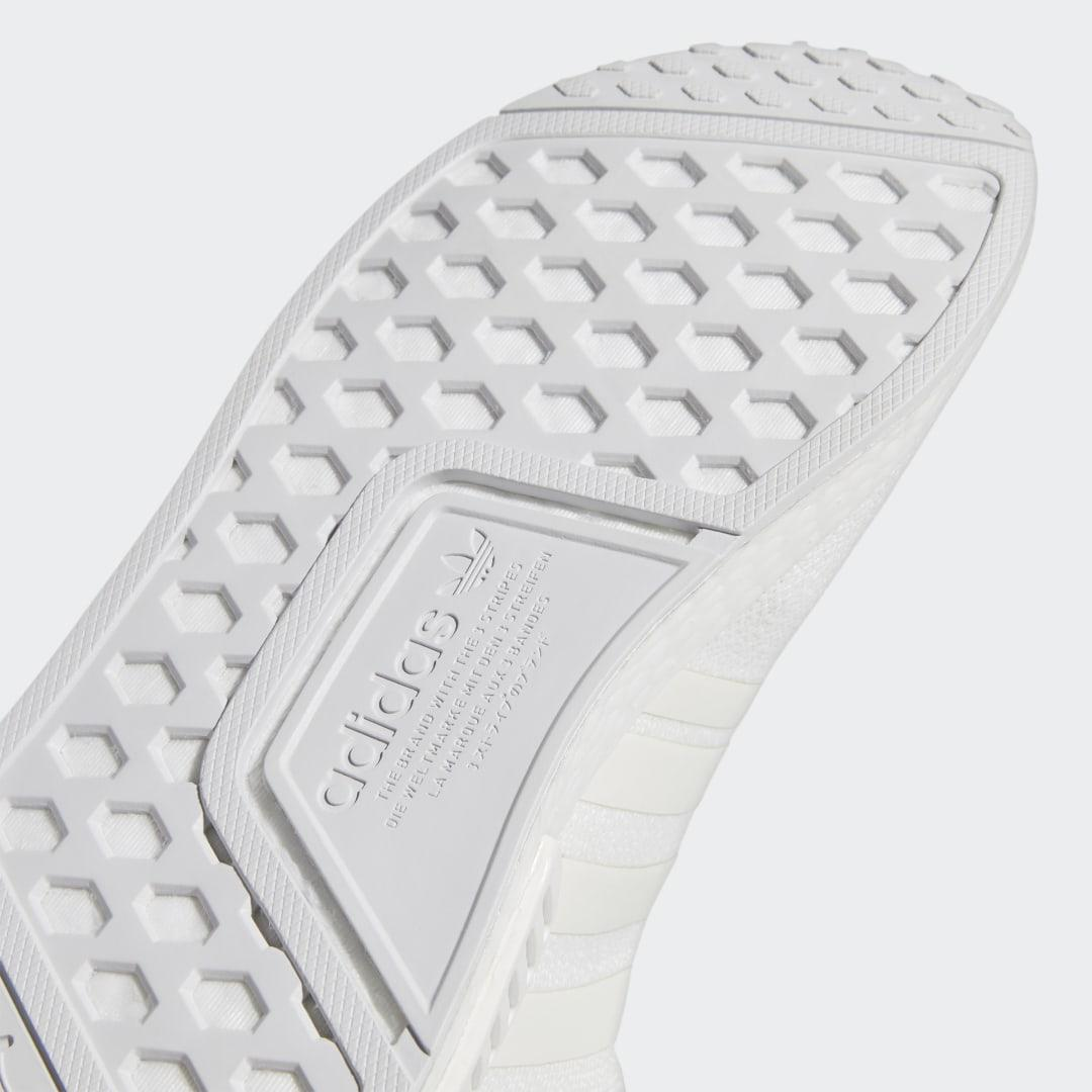NMD_R1 Shoes White 4