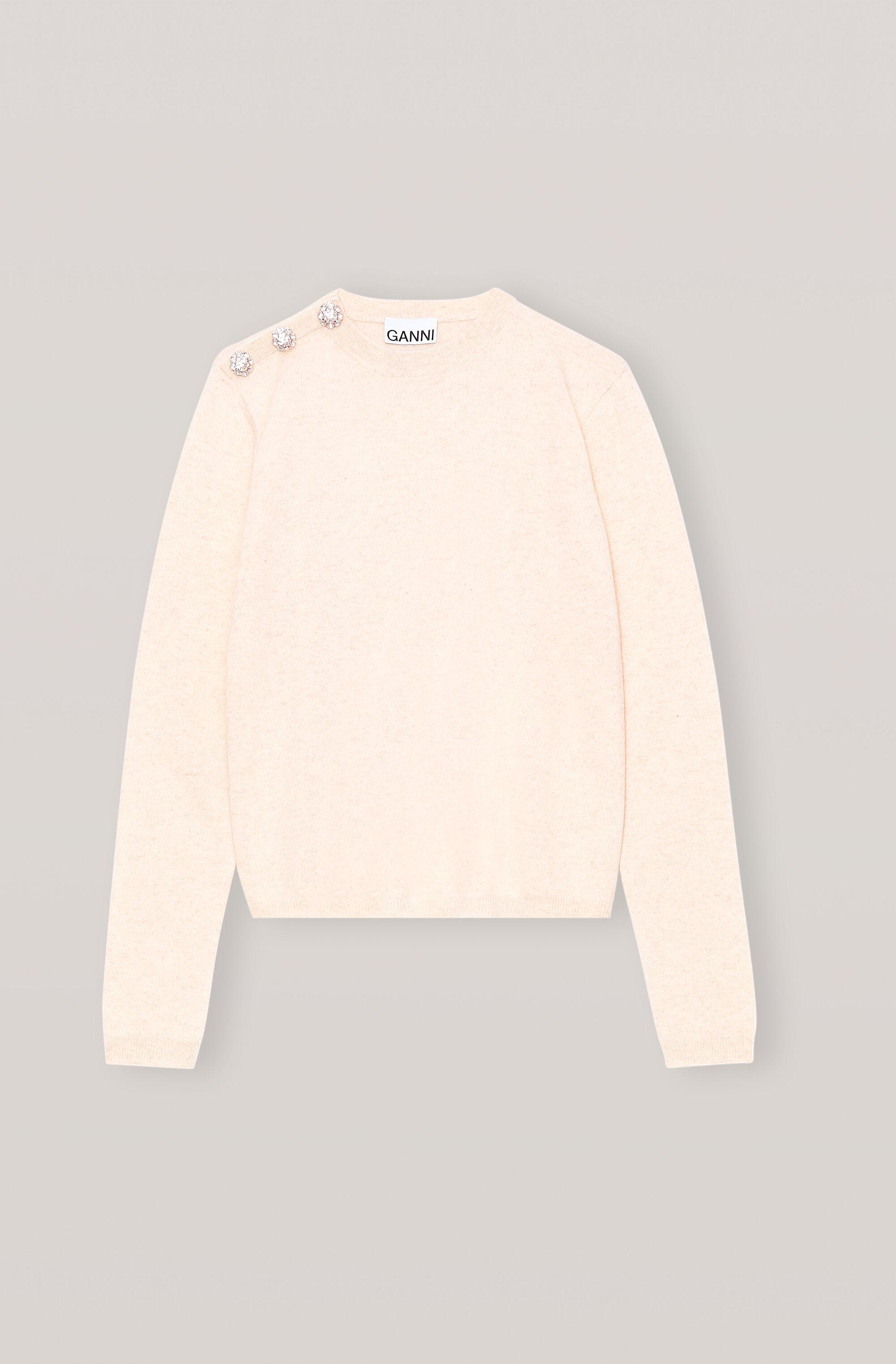 Cashmere Knit Pullover - Solid 4