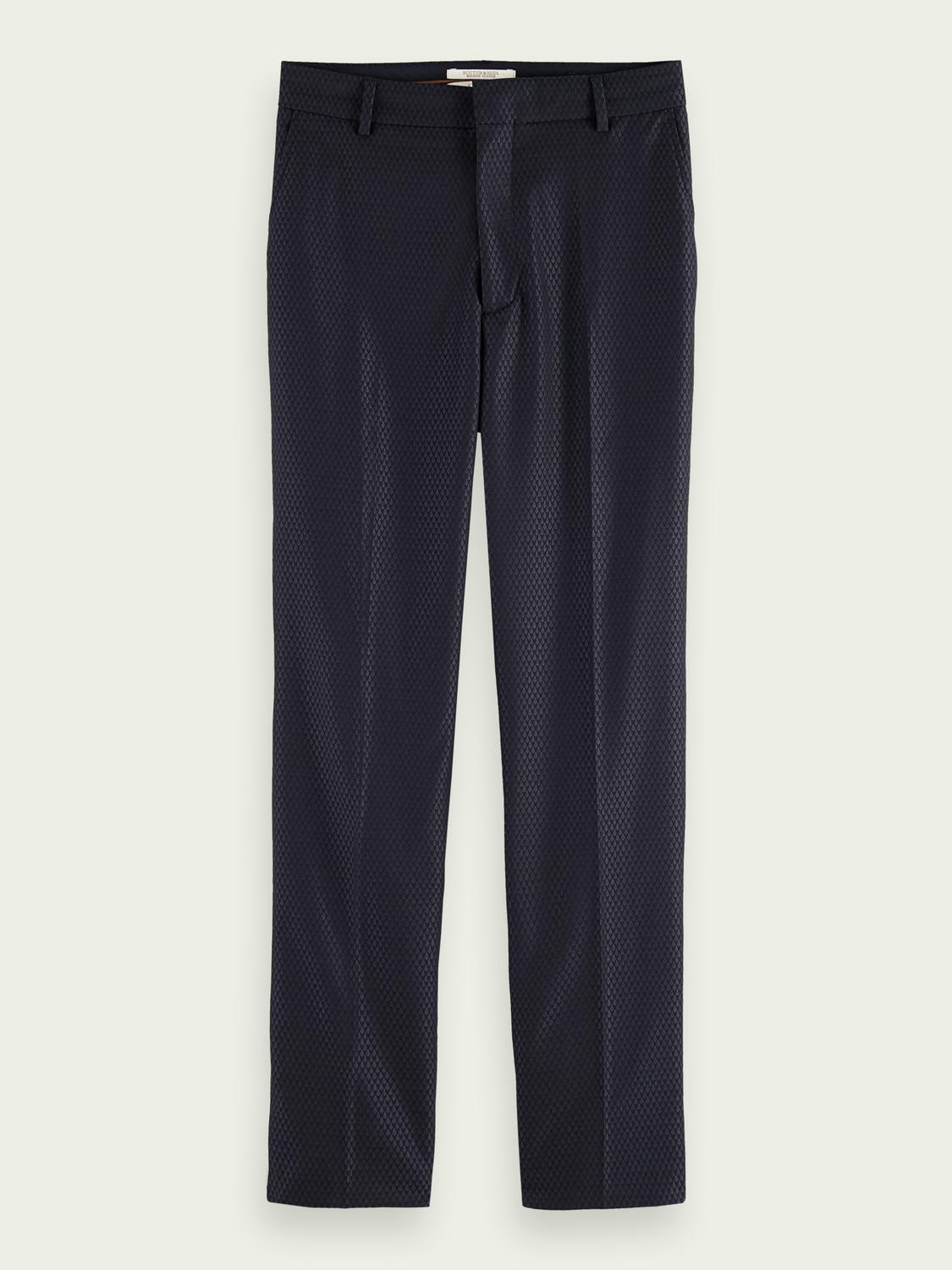 Lowry tailored slim-fit trousers ─ Night 5