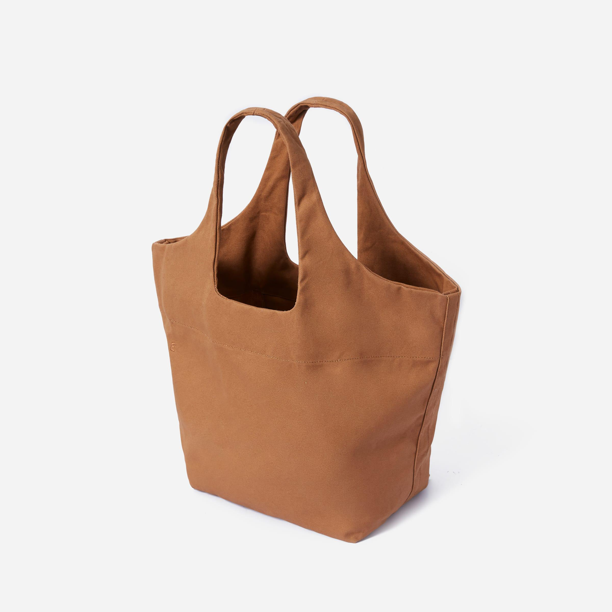 The Canvas Basket Tote 1