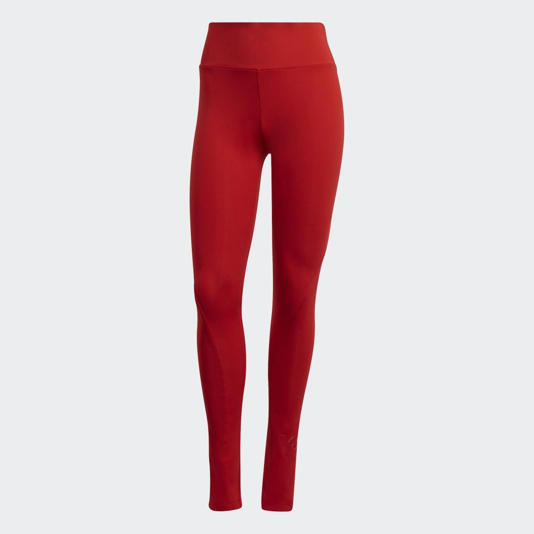 Y-3 Classic Tights Red 4