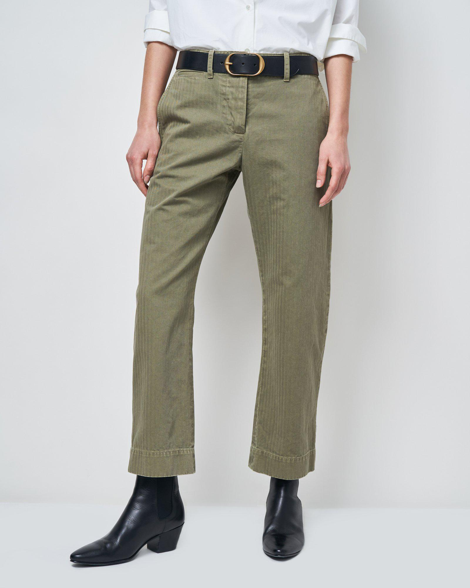 TOMBOY PANT WITH CUFF 1
