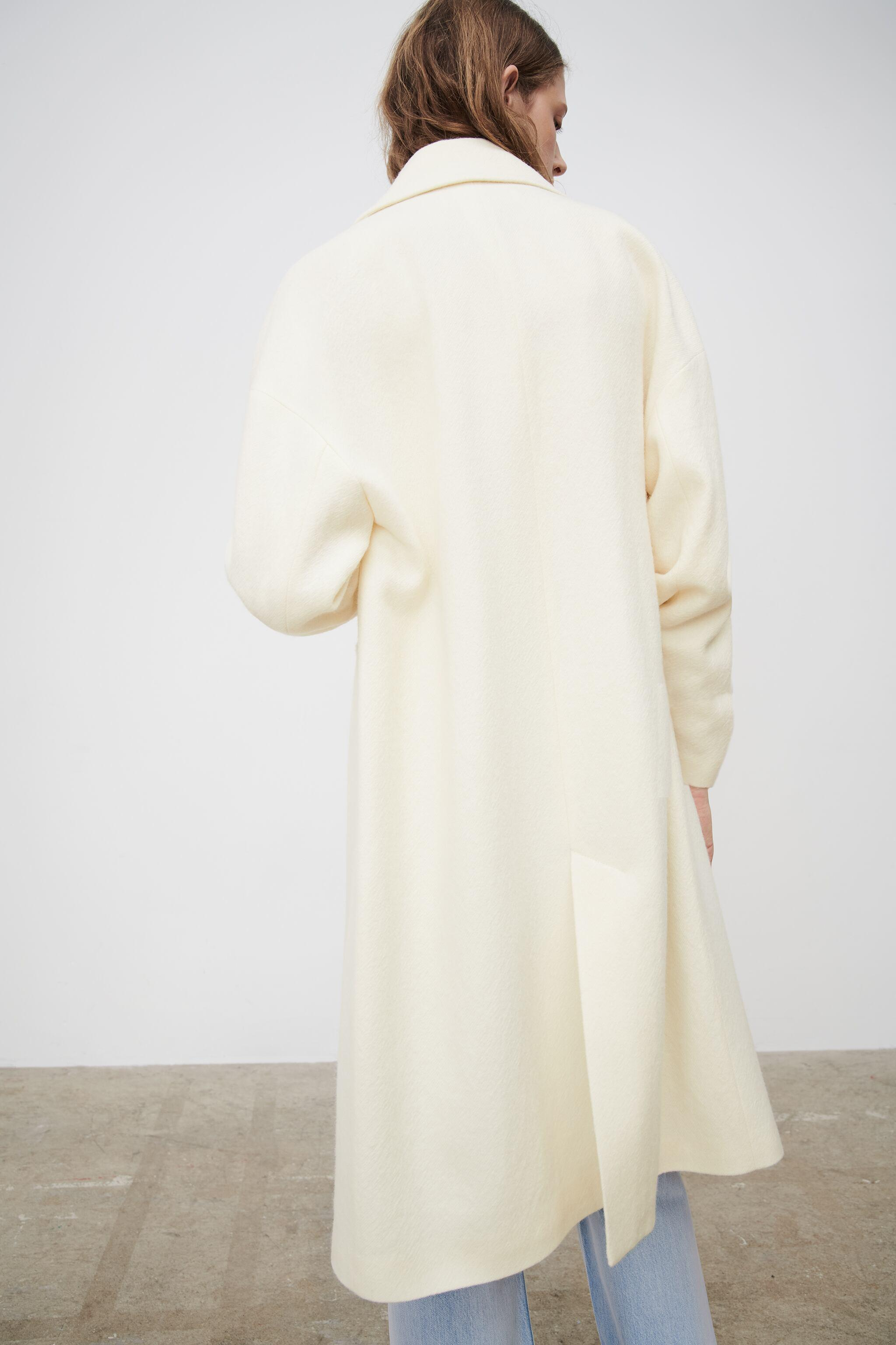 OVERSIZED WOOL COAT LIMITED EDITION 8