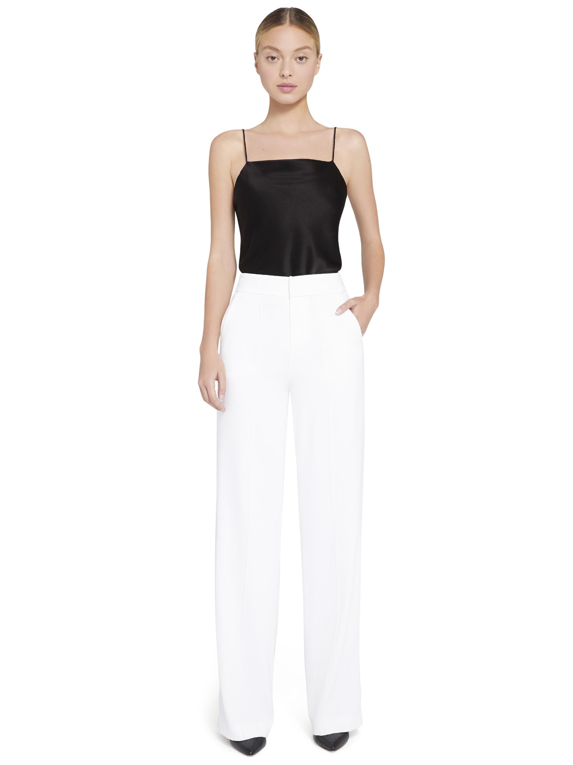 DYLAN HIGH WAISTED WIDE LEG PANT 2