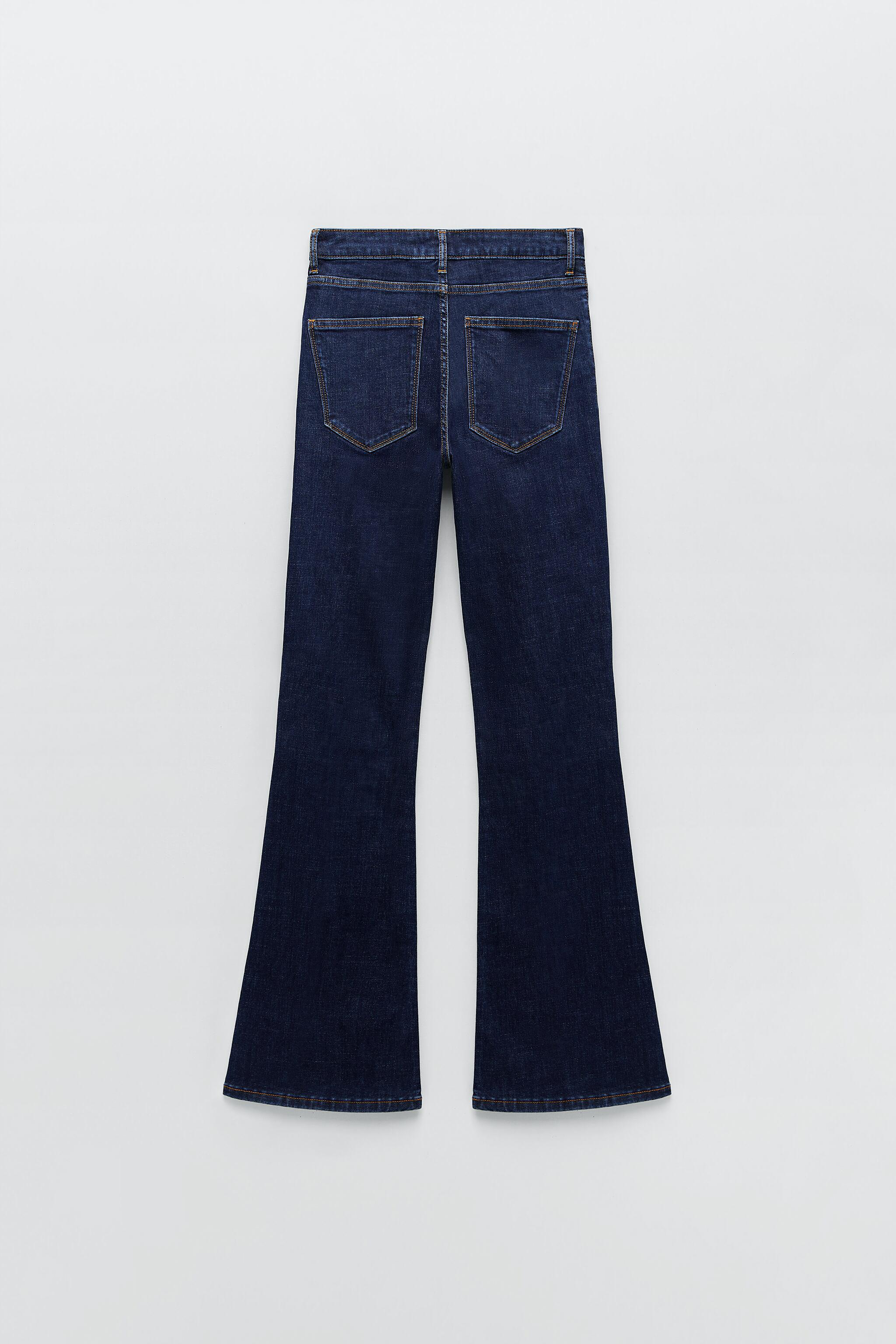 ZW THE SKINNY FLARE JEANS 8