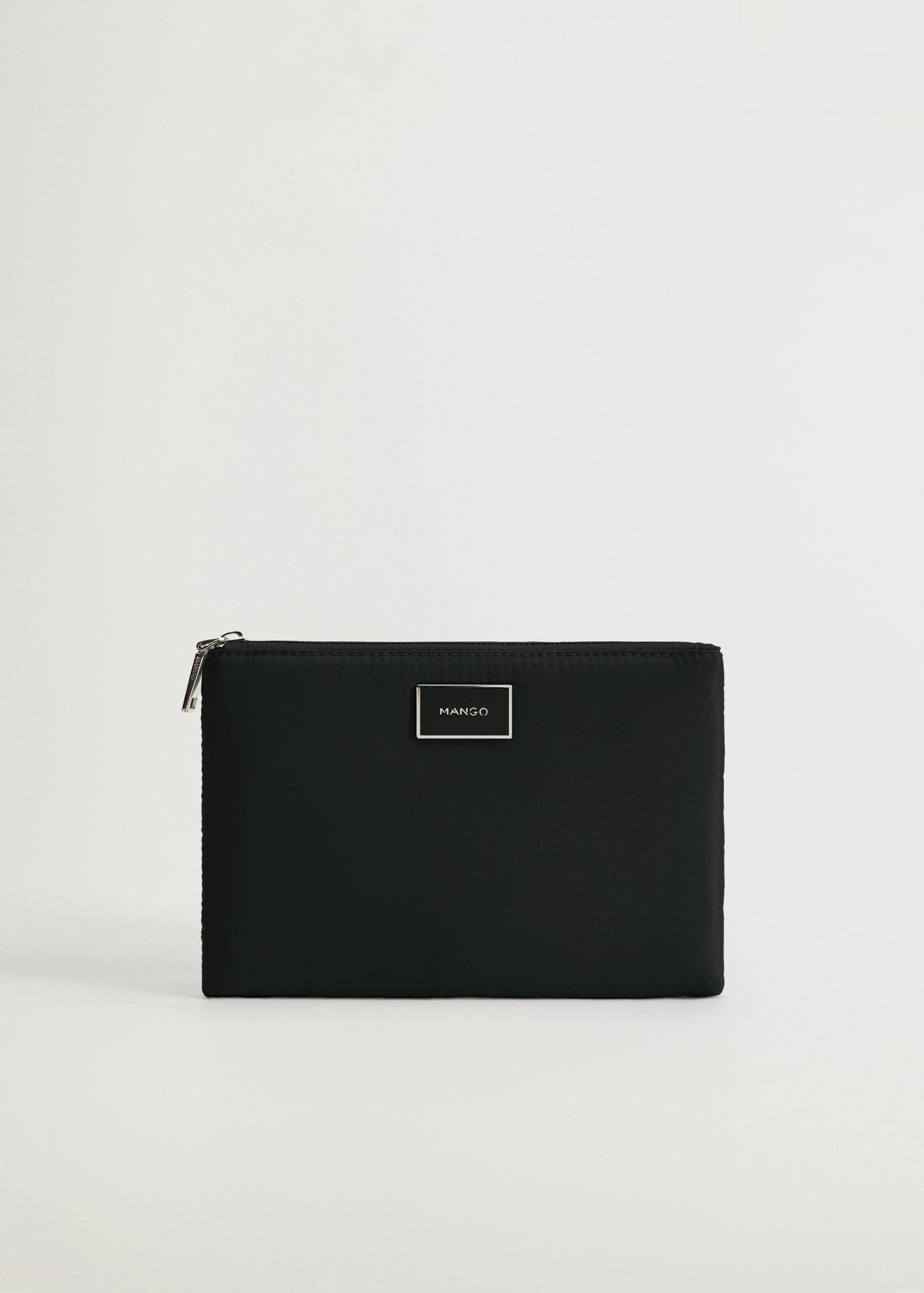Logo cosmetic bag